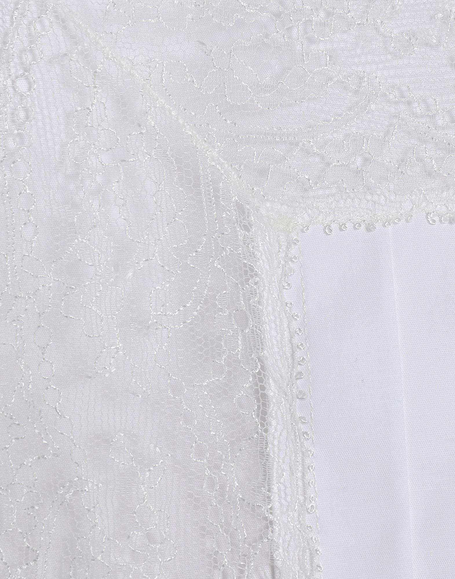 SHIRTS Woman Rochas White Cotton