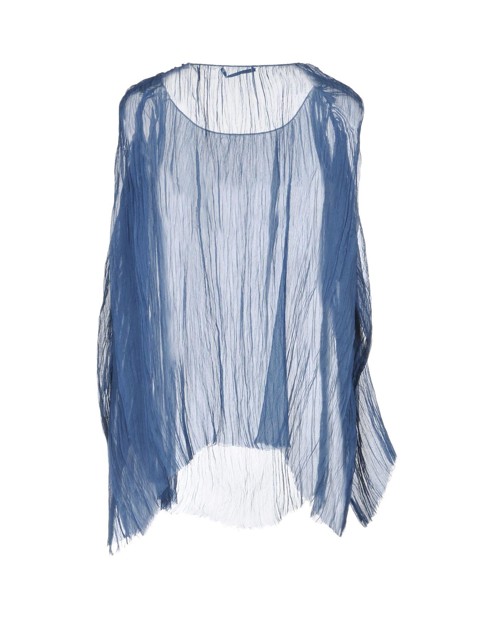 Shirts Grazia'lliani Blue Women's Modal