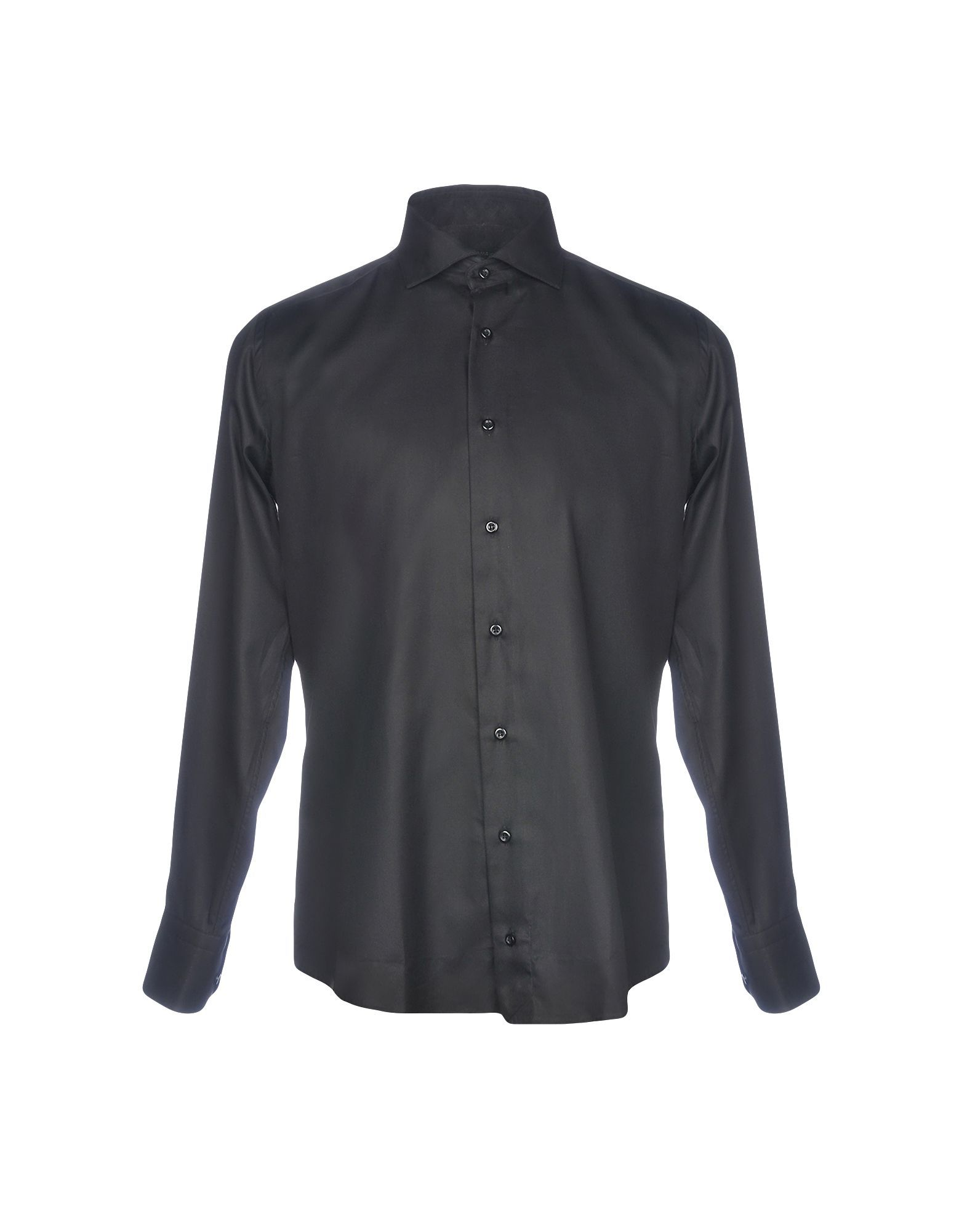 Hamaki-Ho Black Cotton Shirt