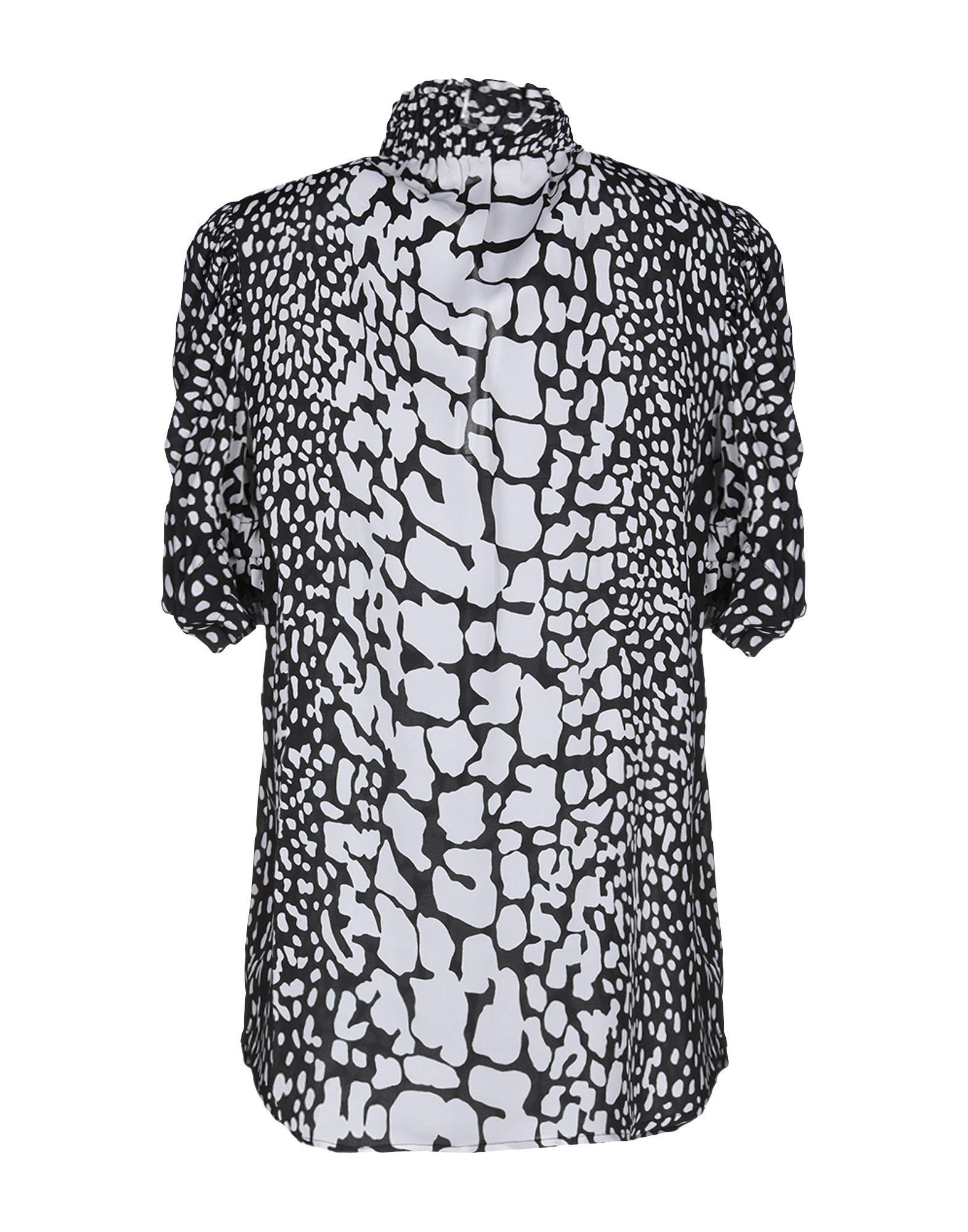 SHIRTS Michael Michael Kors Black Woman Silk