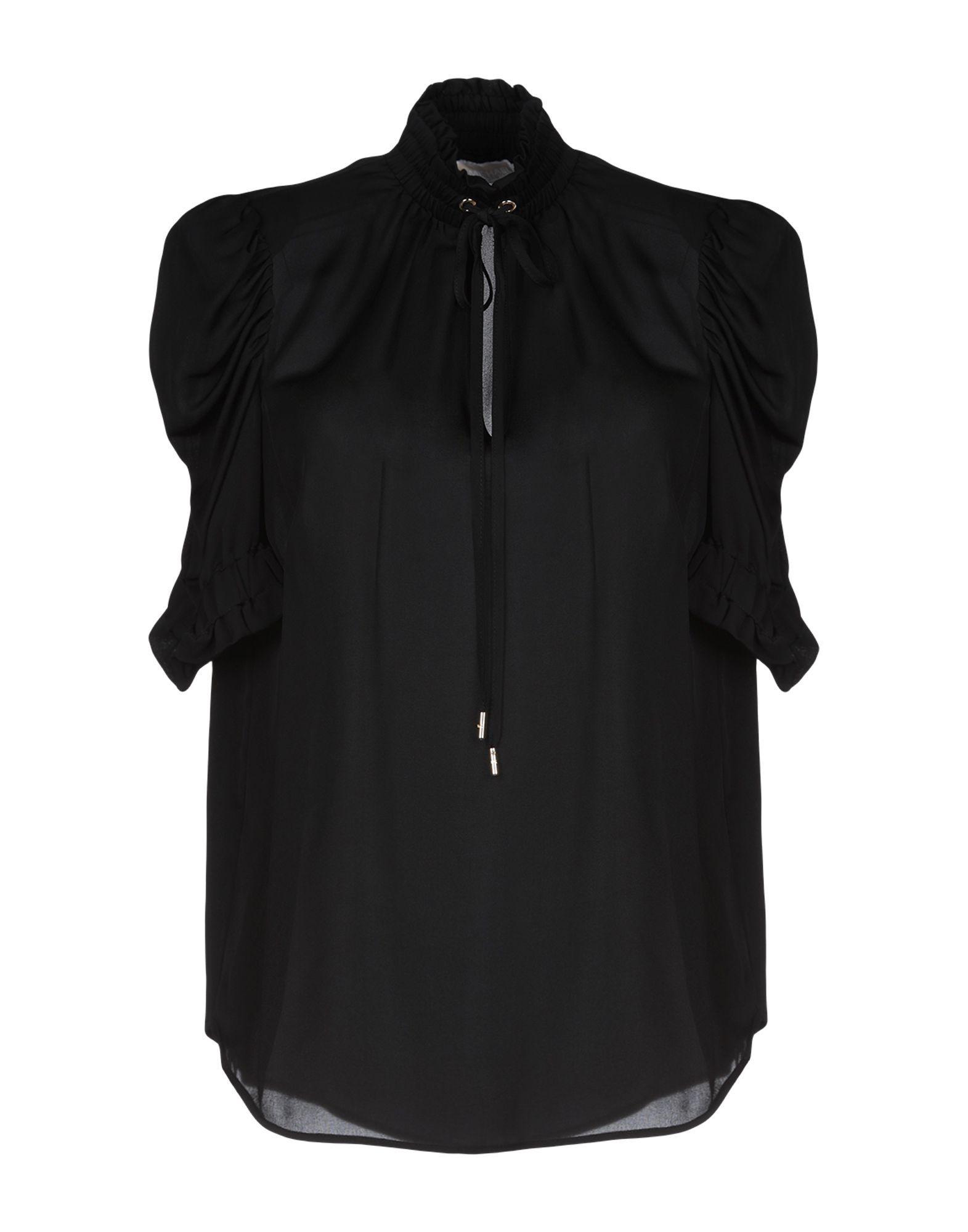 Shirts Michael Michael Kors Black Women's Silk