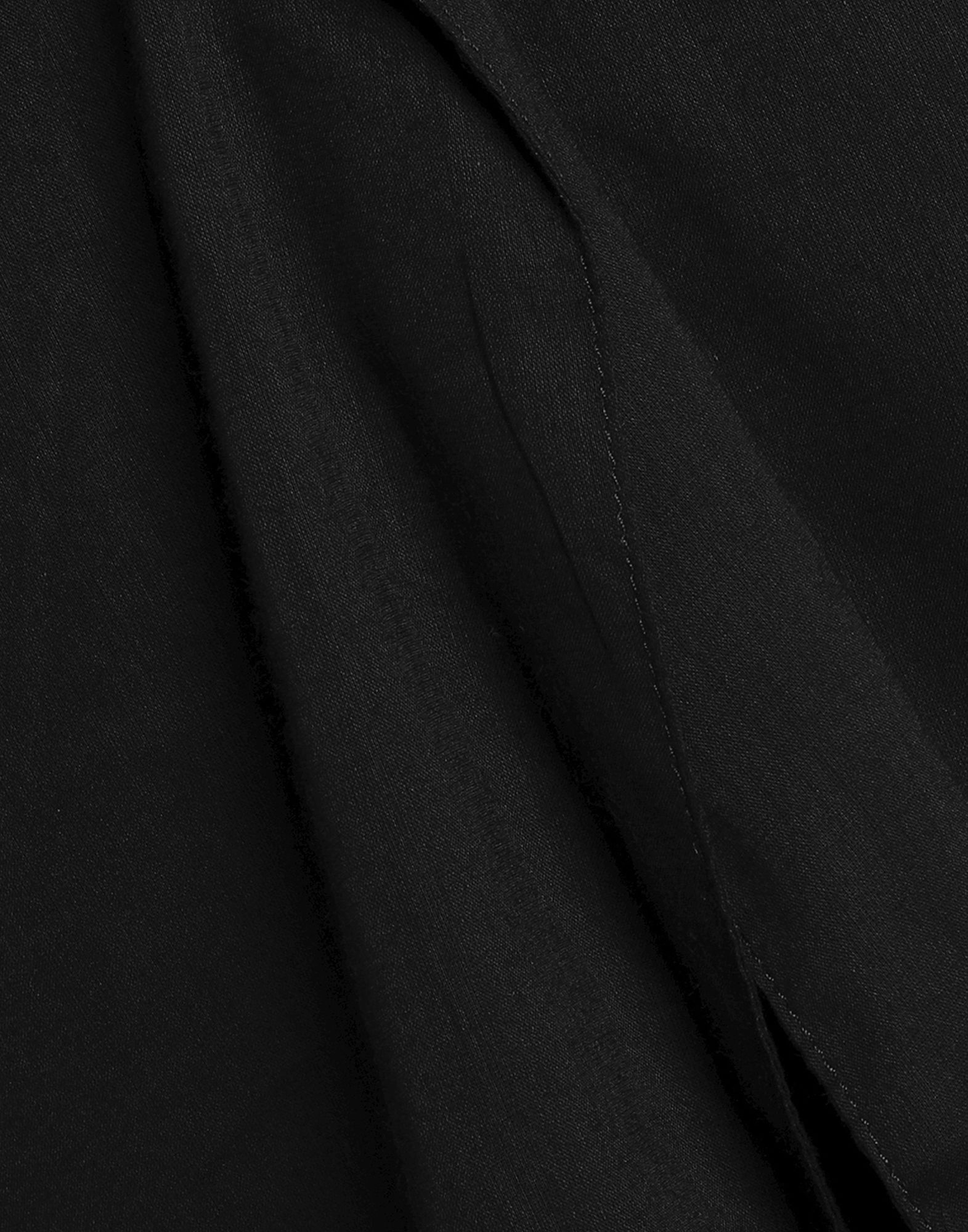 3X1 Black Cotton Blouse