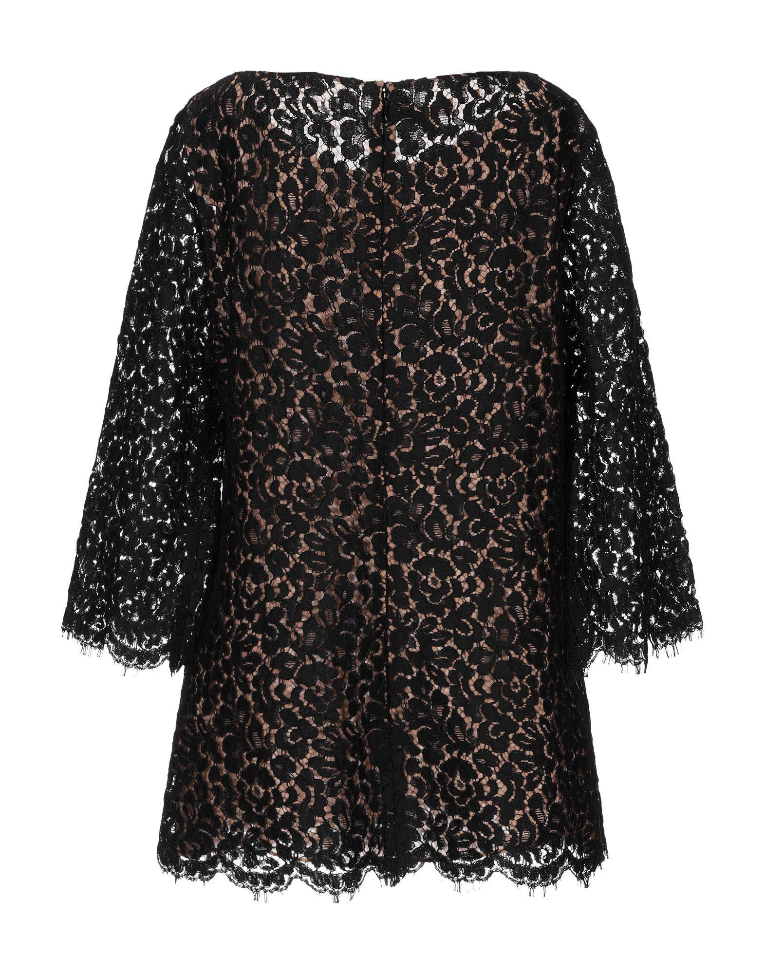 Shirts Michael Kors Collection Black Women's Cotton