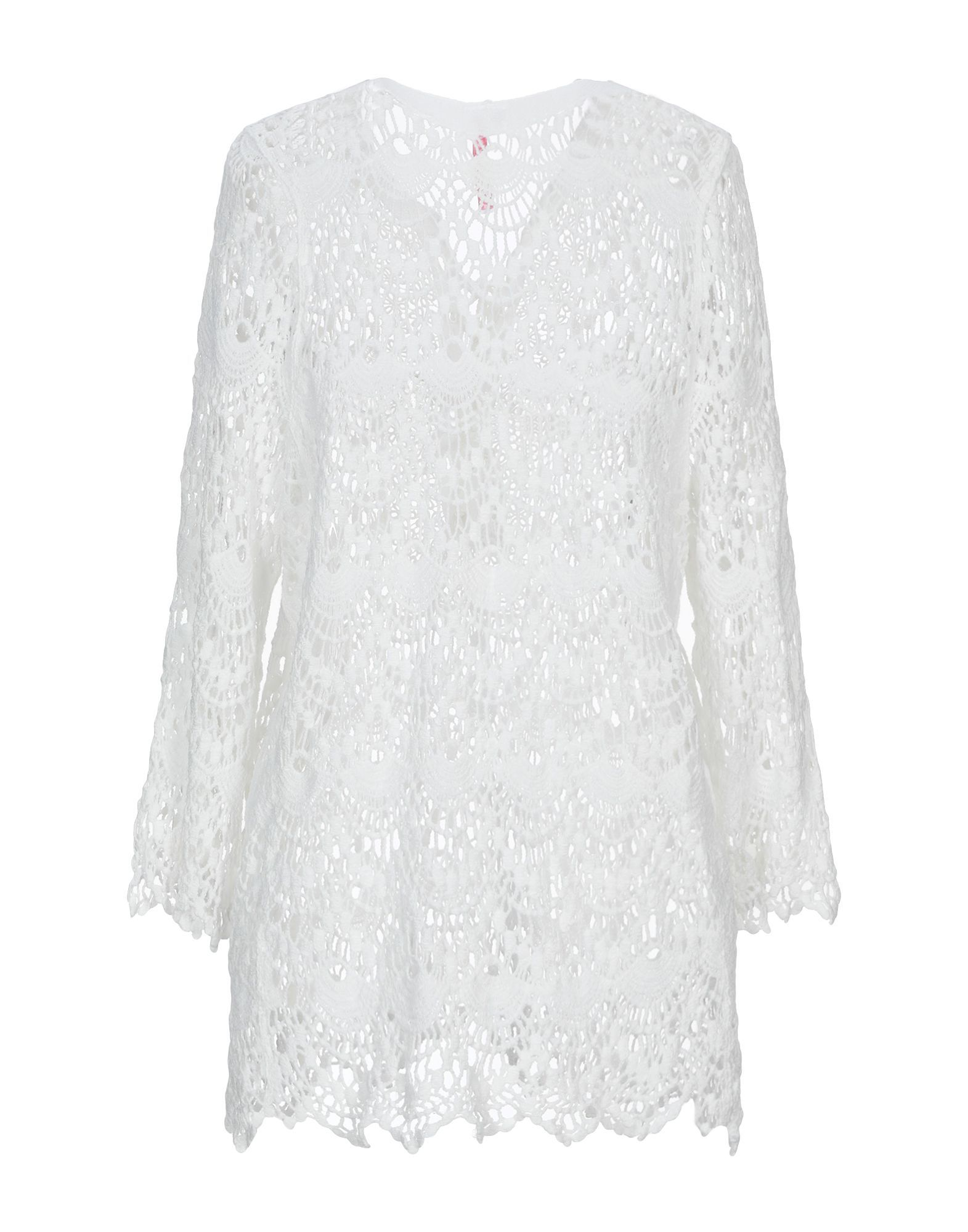 KNITWEAR Care Of You White Woman Cotton