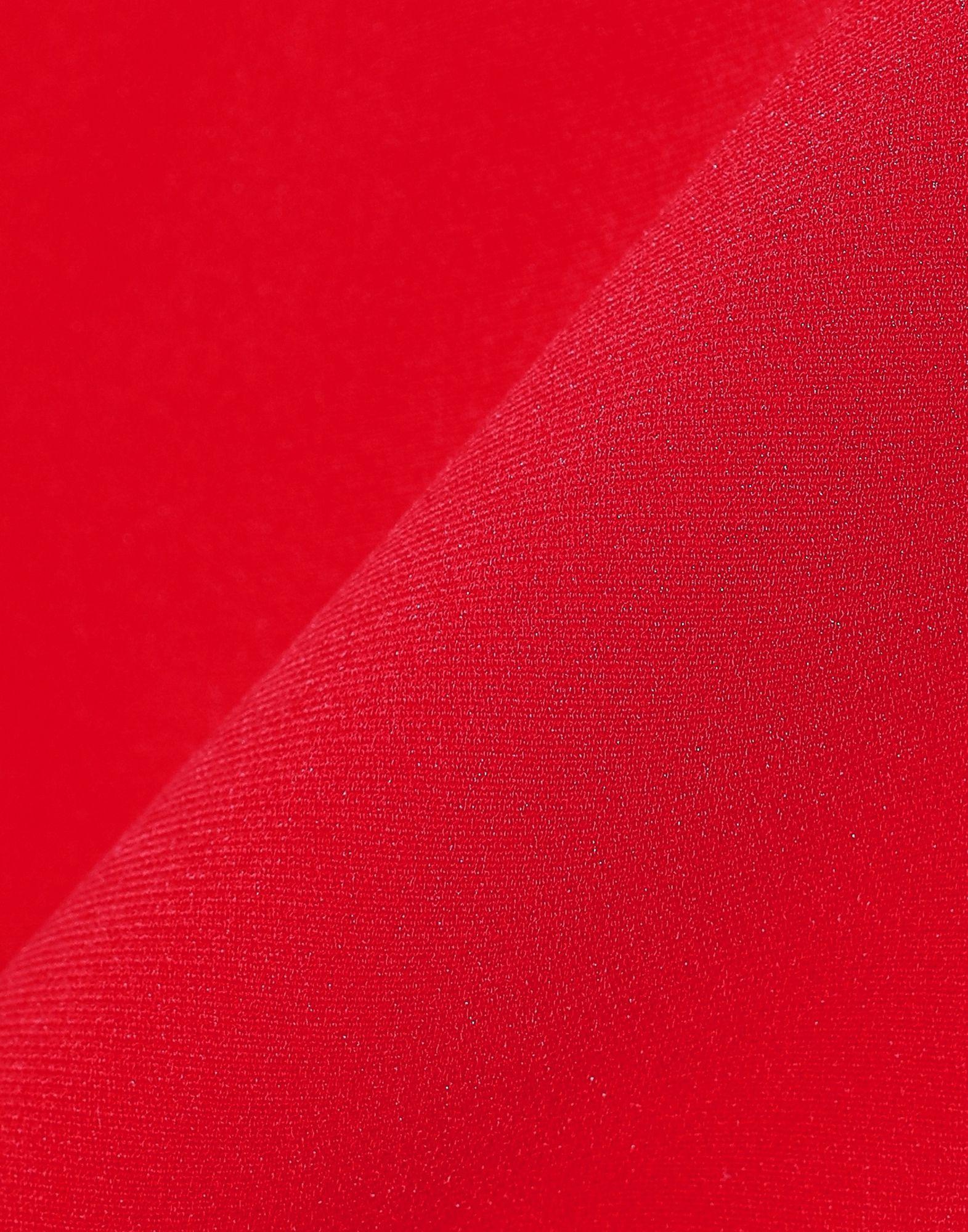 Iro Red Crepe Blouse