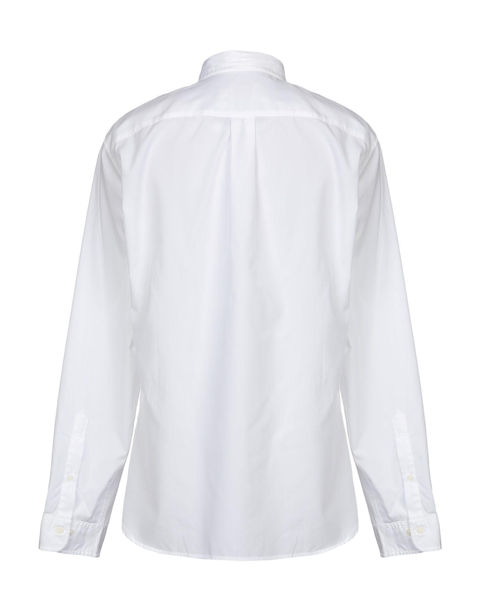 Brooks Brothers White Cotton Shirt