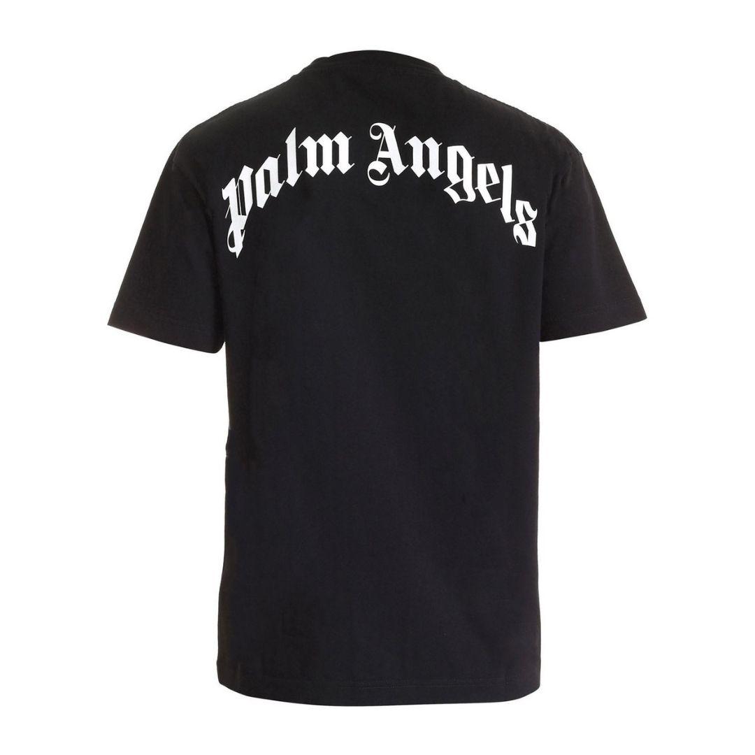 Palm Angels Kill The Bear T-Shirt in Black