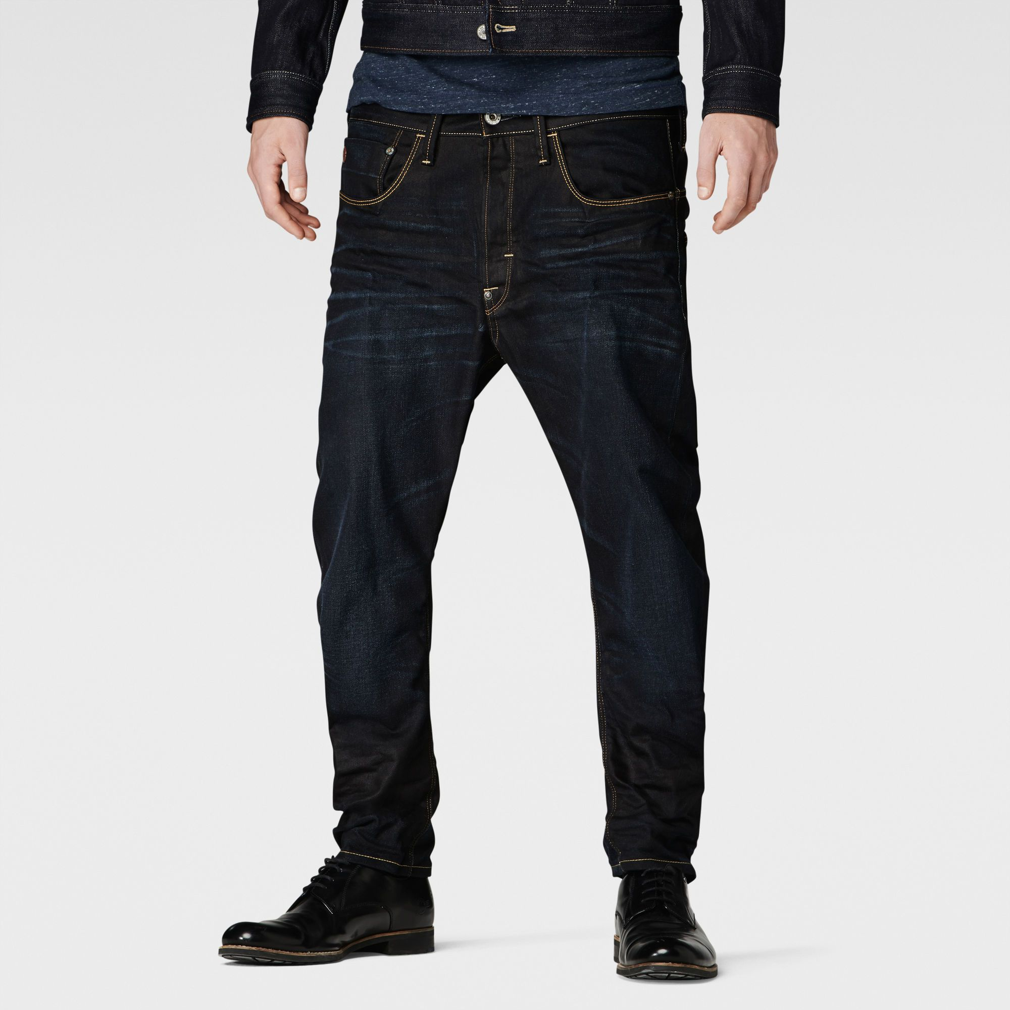 G-Star RAW Type C 3D Loose Tapered Jeans