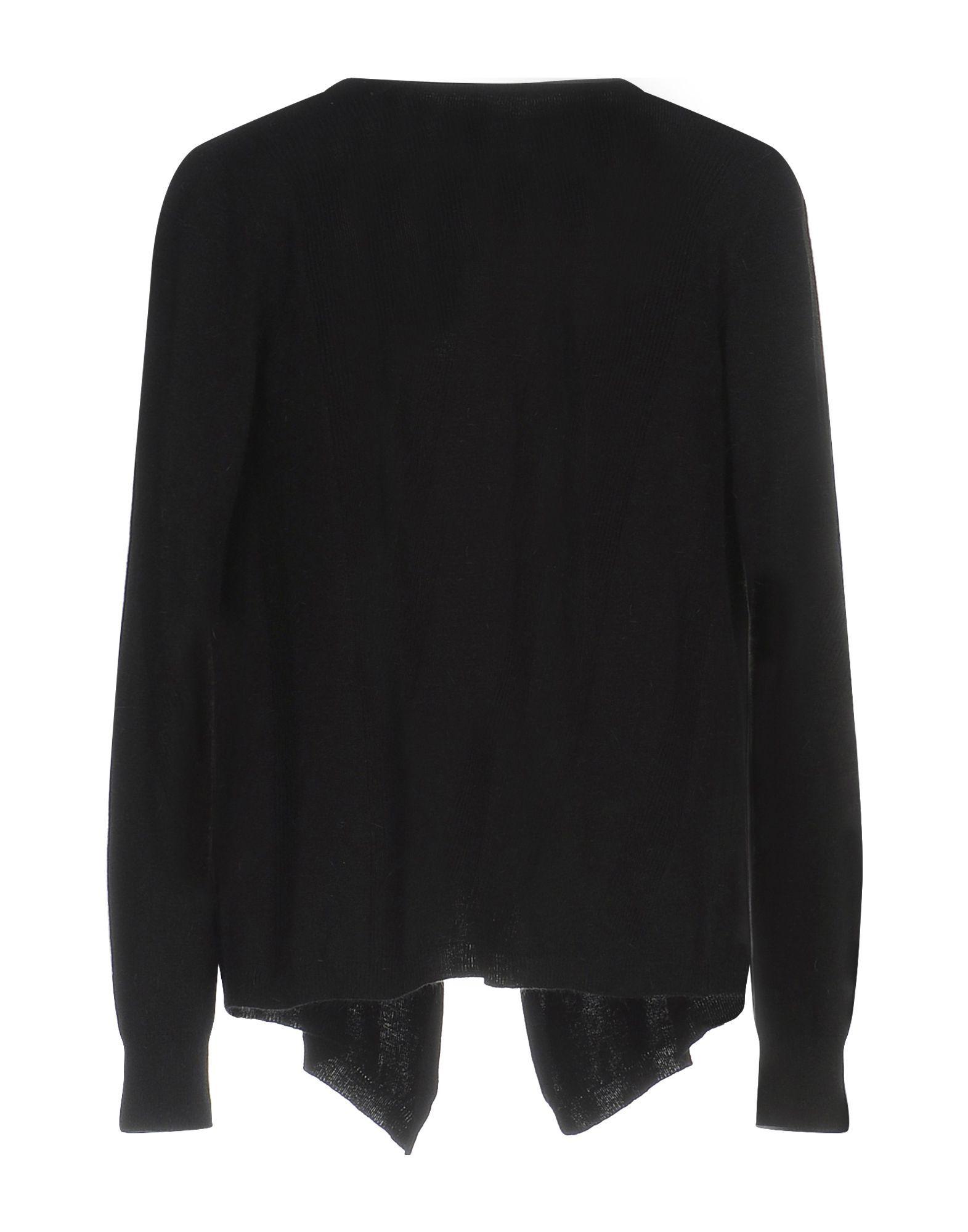 Pepe Jeans Black Knit Cardigan