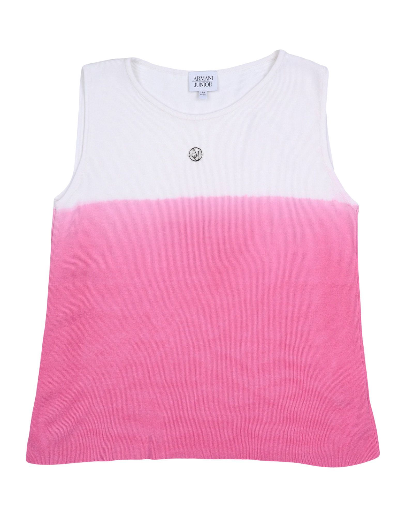 KNITWEAR Armani Junior Pink Girl Viscose