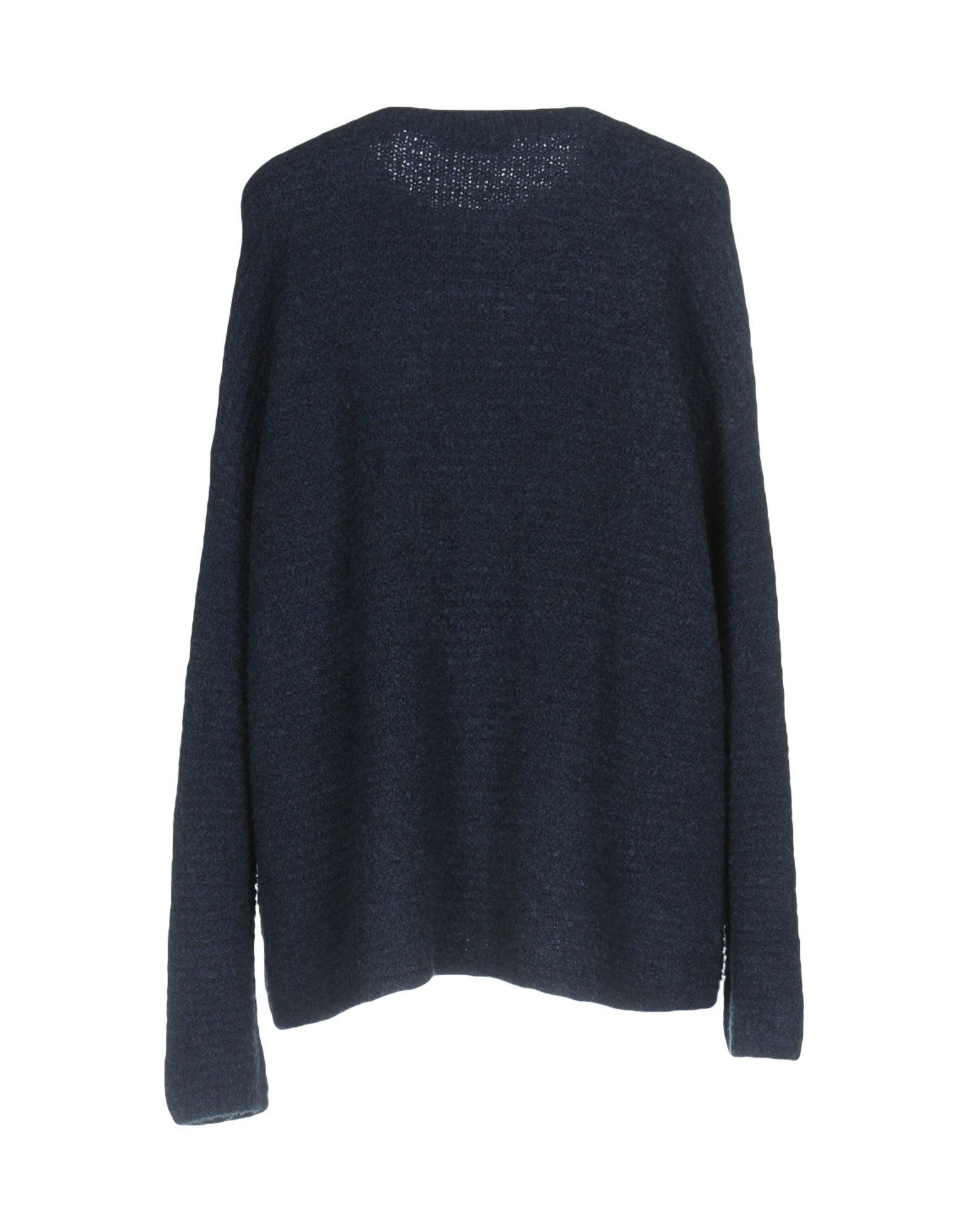 Vince. Blue Wool Knit Jumper