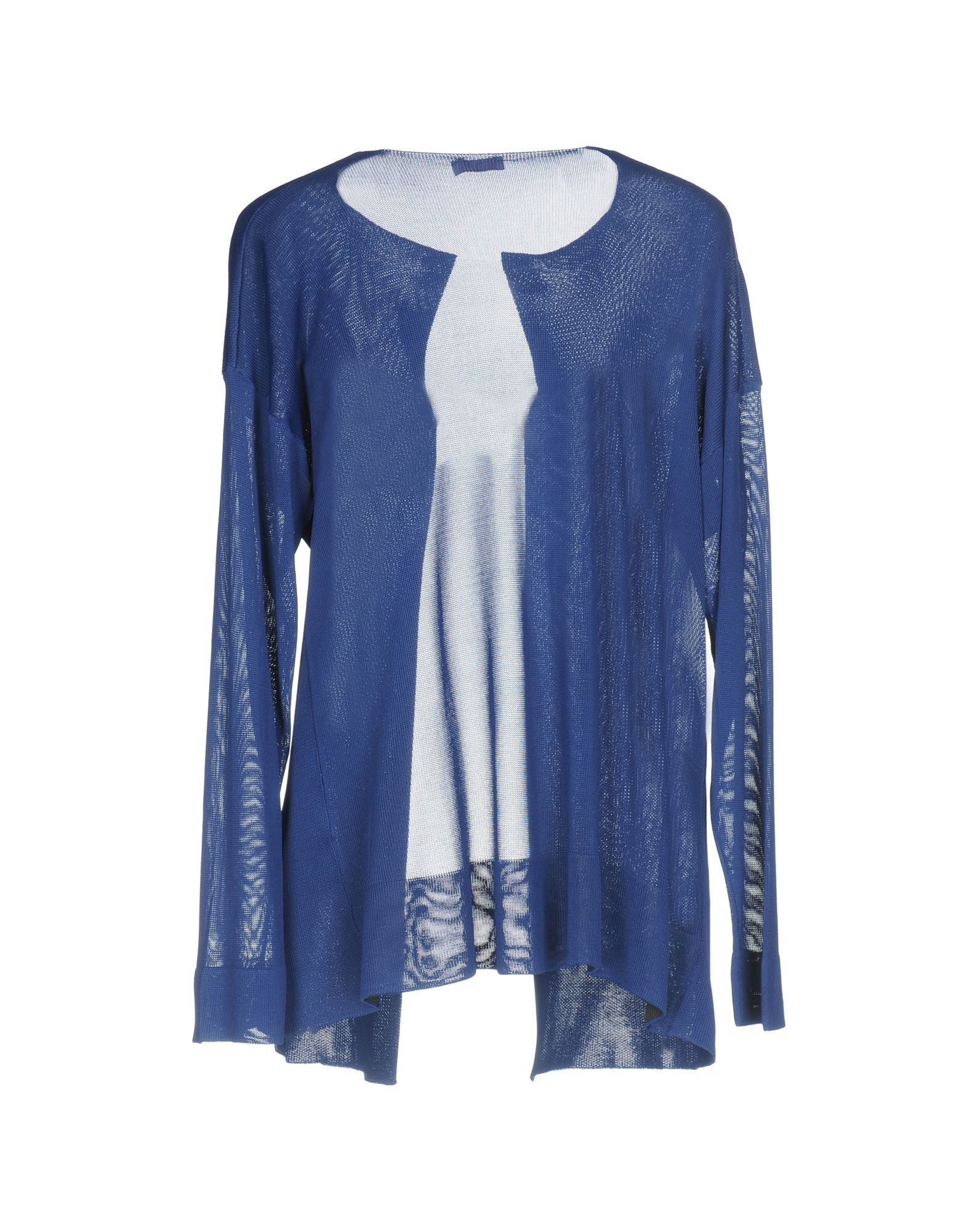 Knitwear Rossopuro Blue Women's Viscose