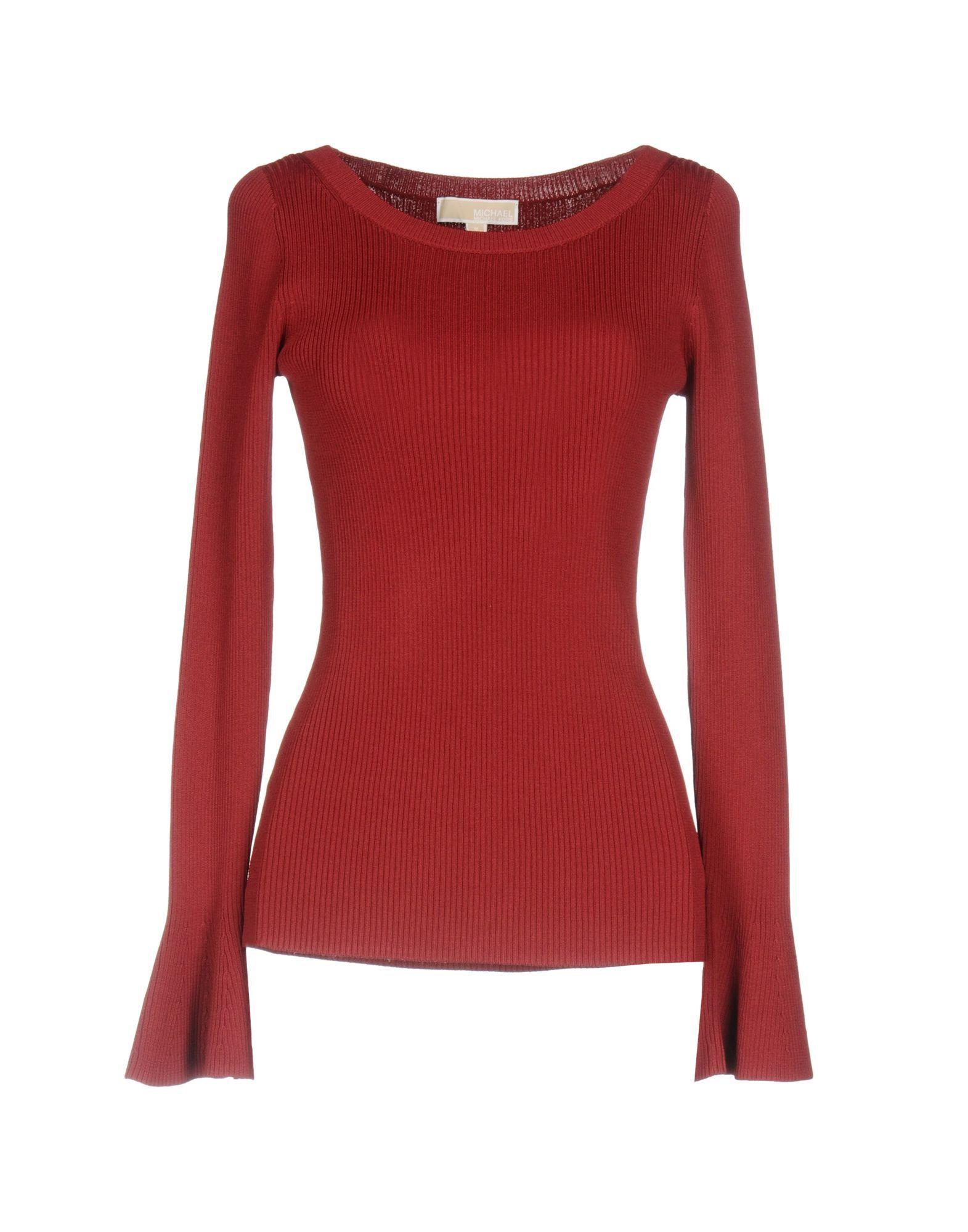 Knitwear Michael Michael Kors Maroon Women's Viscose