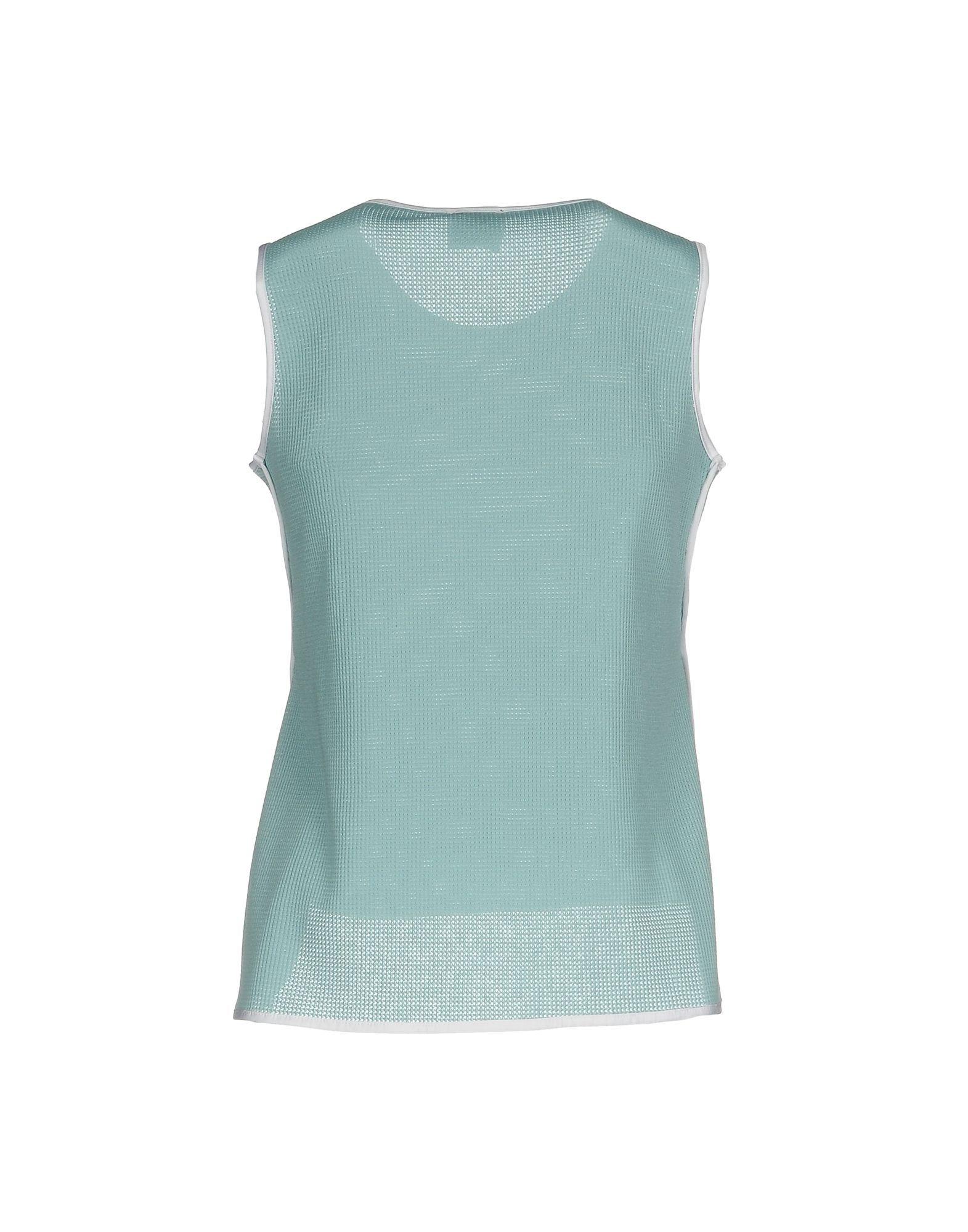 Knitwear Peter A & Chronicles Light Green Women's Cotton