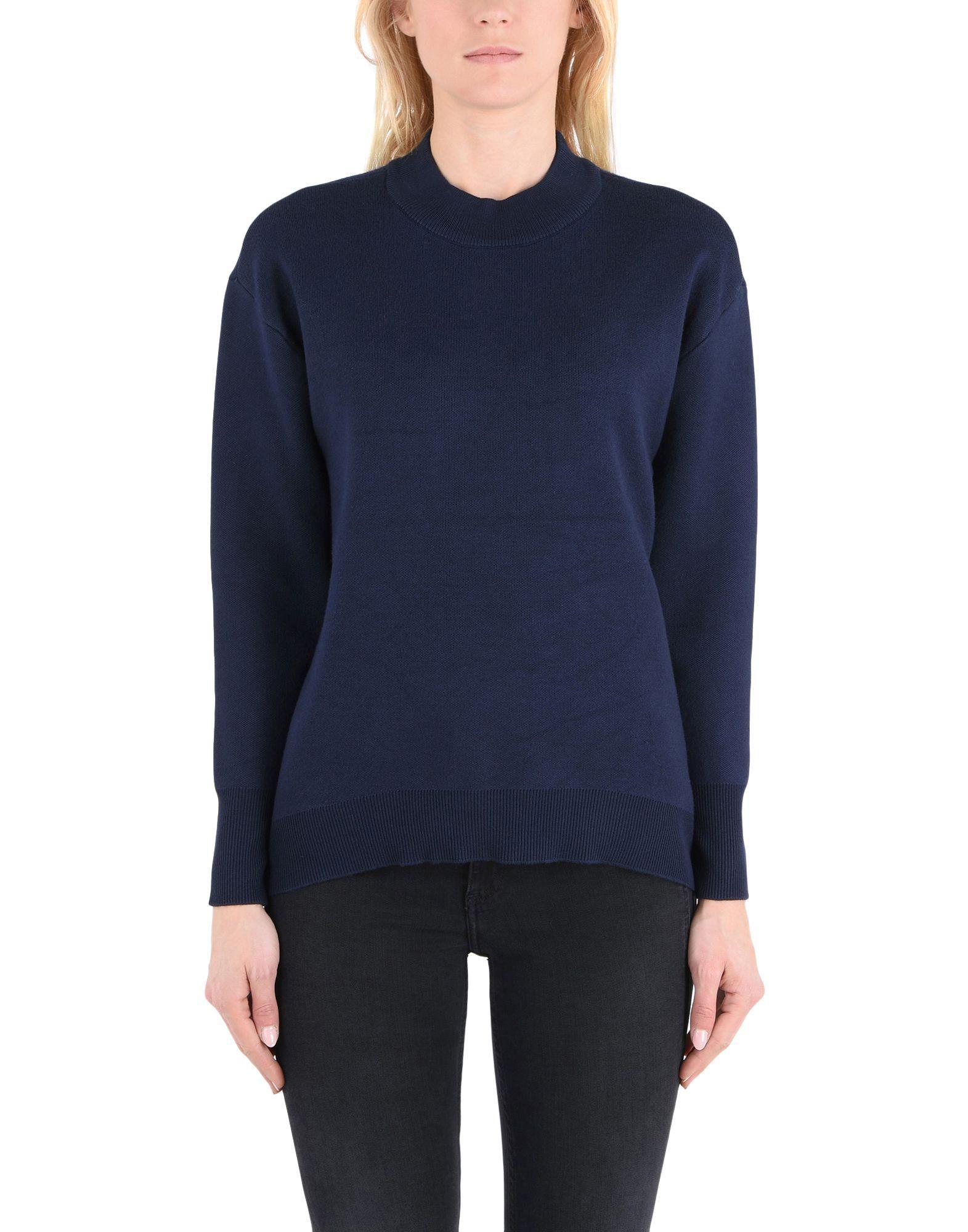 DKNY Dark Blue Knit Jumper