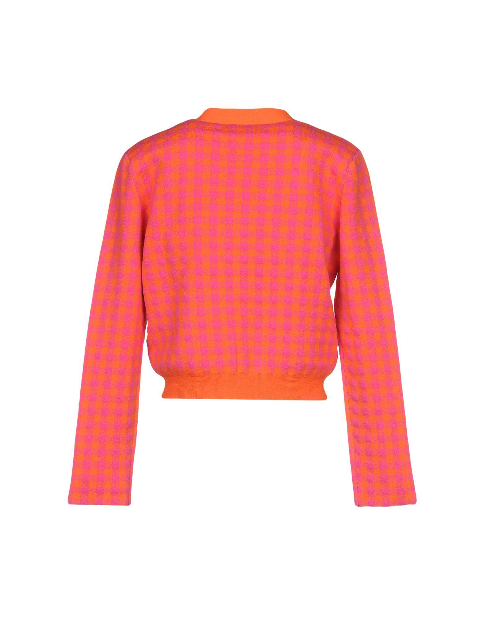 KNITWEAR L'Edition Orange Woman Cotton