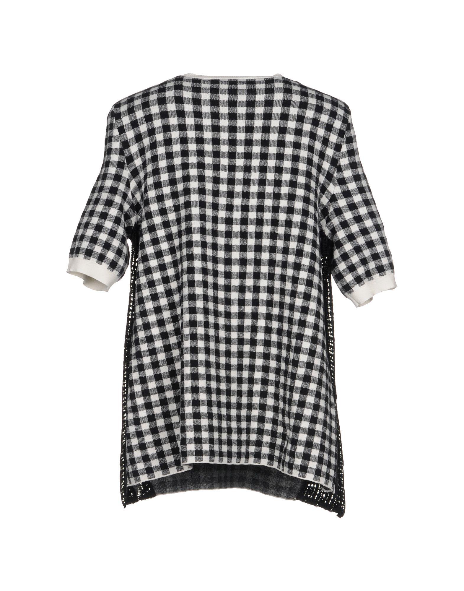 KNITWEAR L'Edition Black Woman Cotton