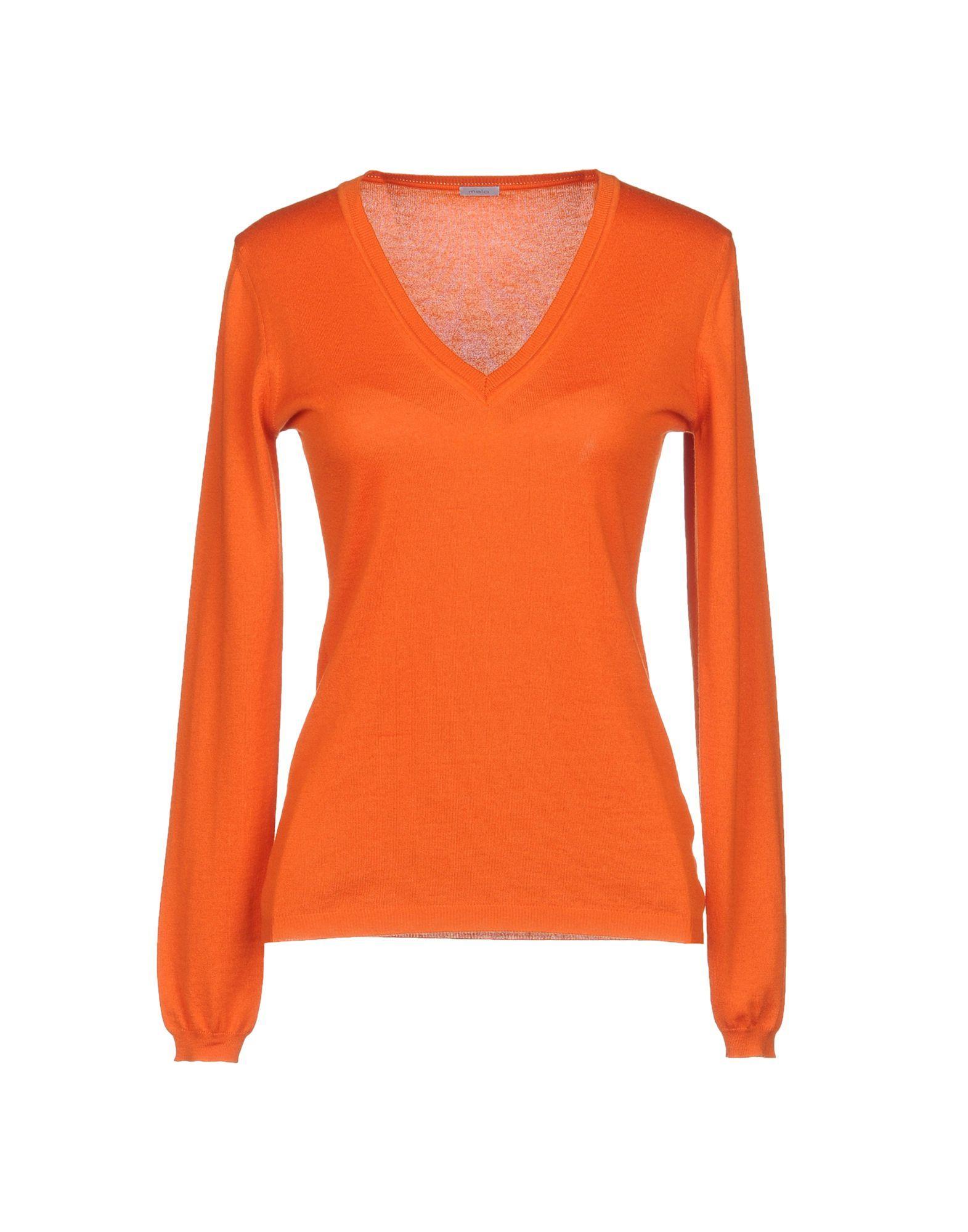 KNITWEAR Malo Orange Woman Cashmere