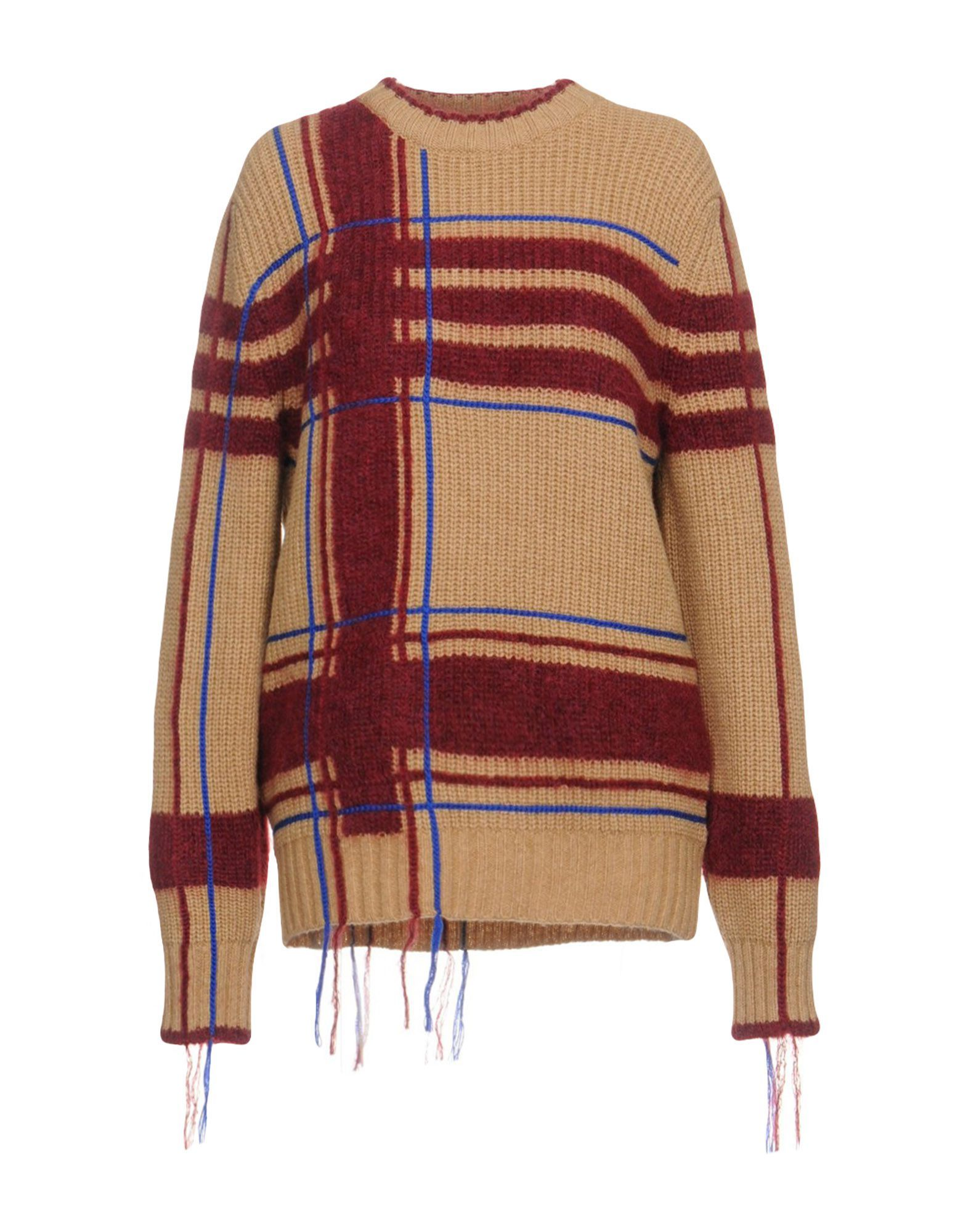 Tory Burch Sand Wool Jumper