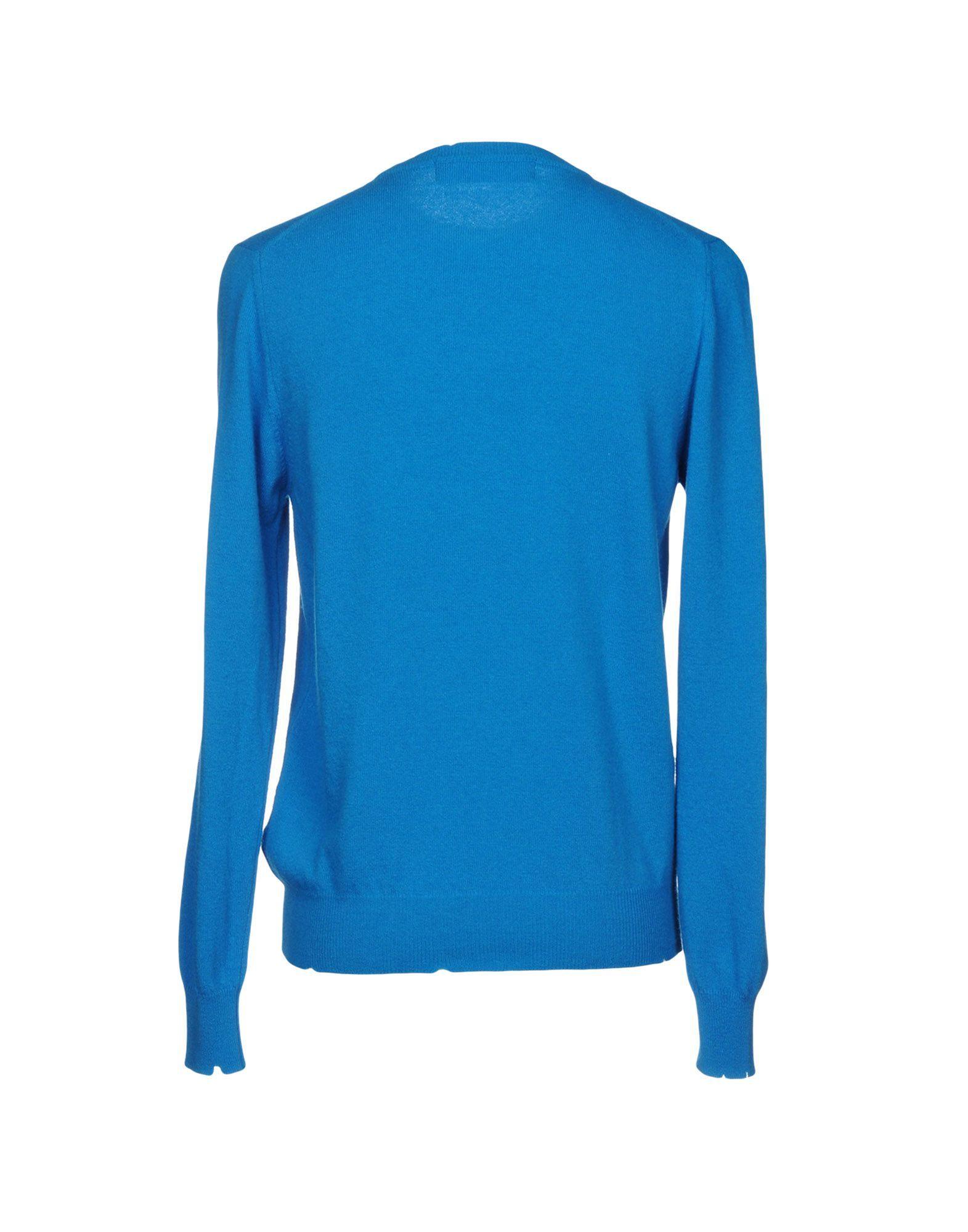 KNITWEAR Department 5 Azure Man Wool