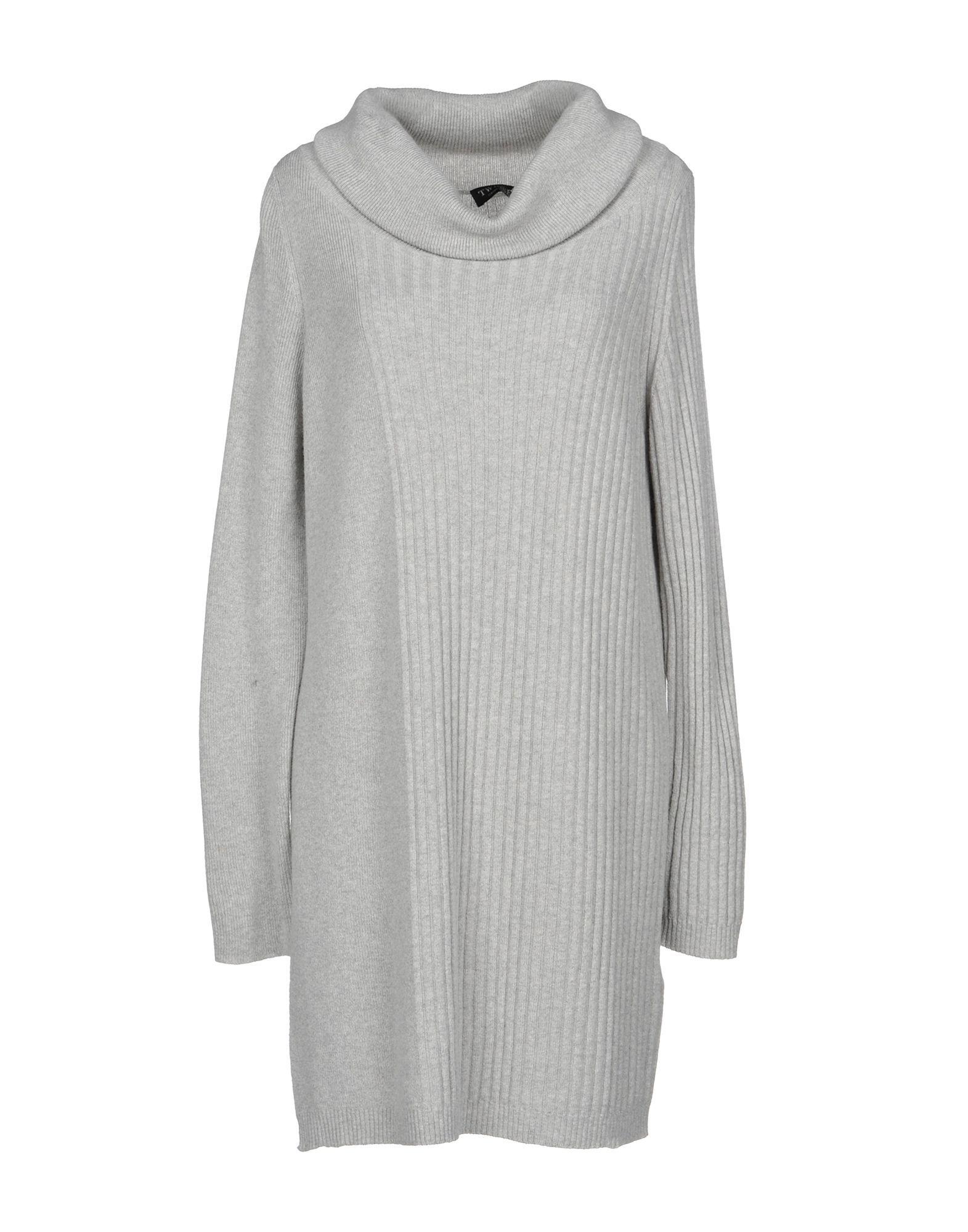 Twinset Light Grey Wool Jumper