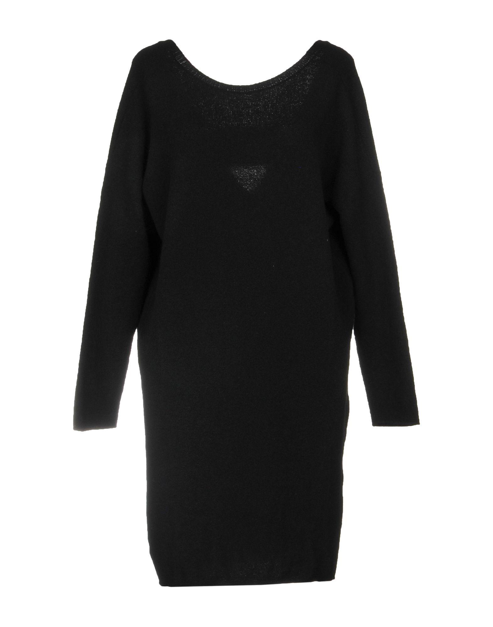 Dress Liviana Conti Black Women's Virgin Wool