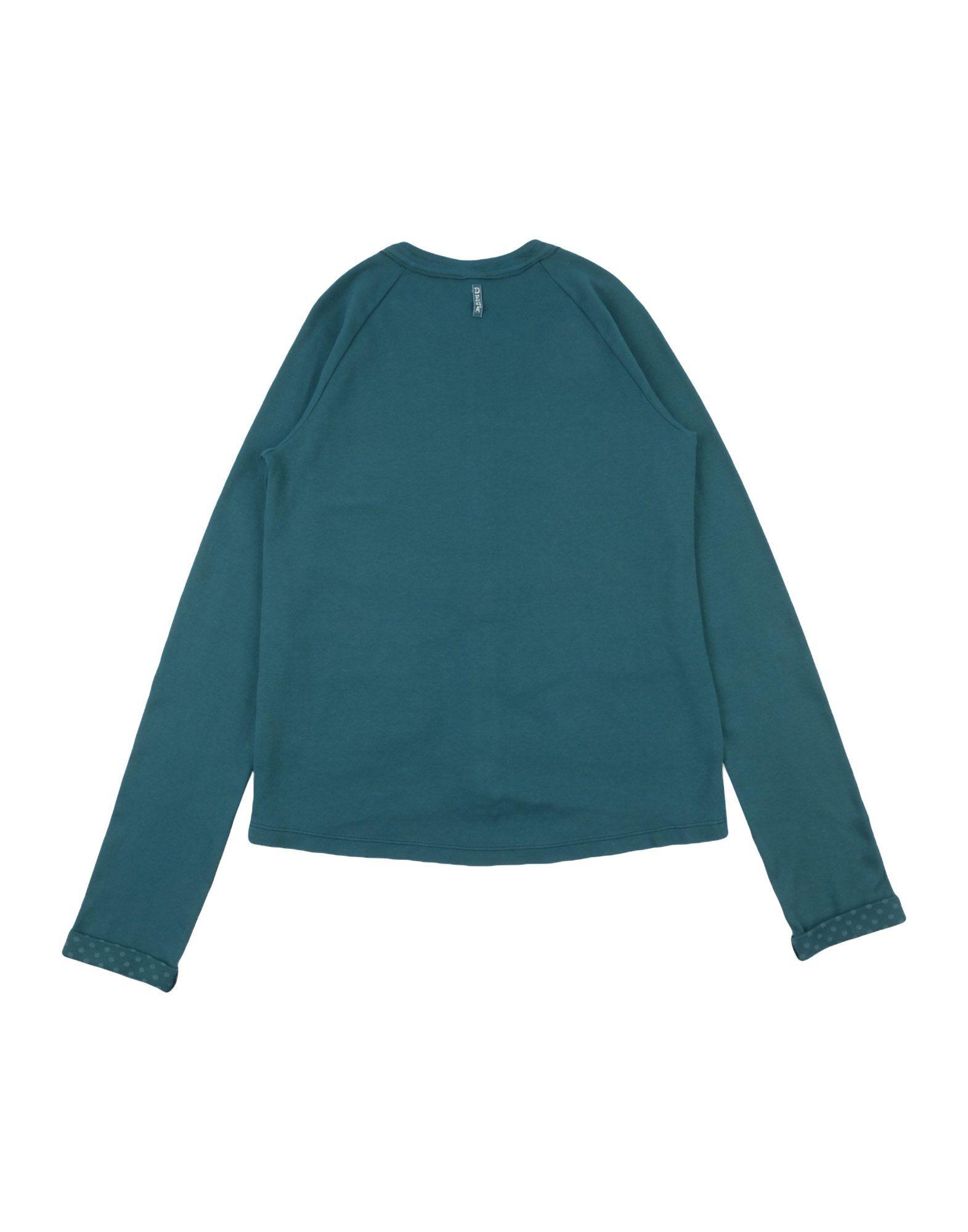 KNITWEAR Deha Dark green Girl Cotton