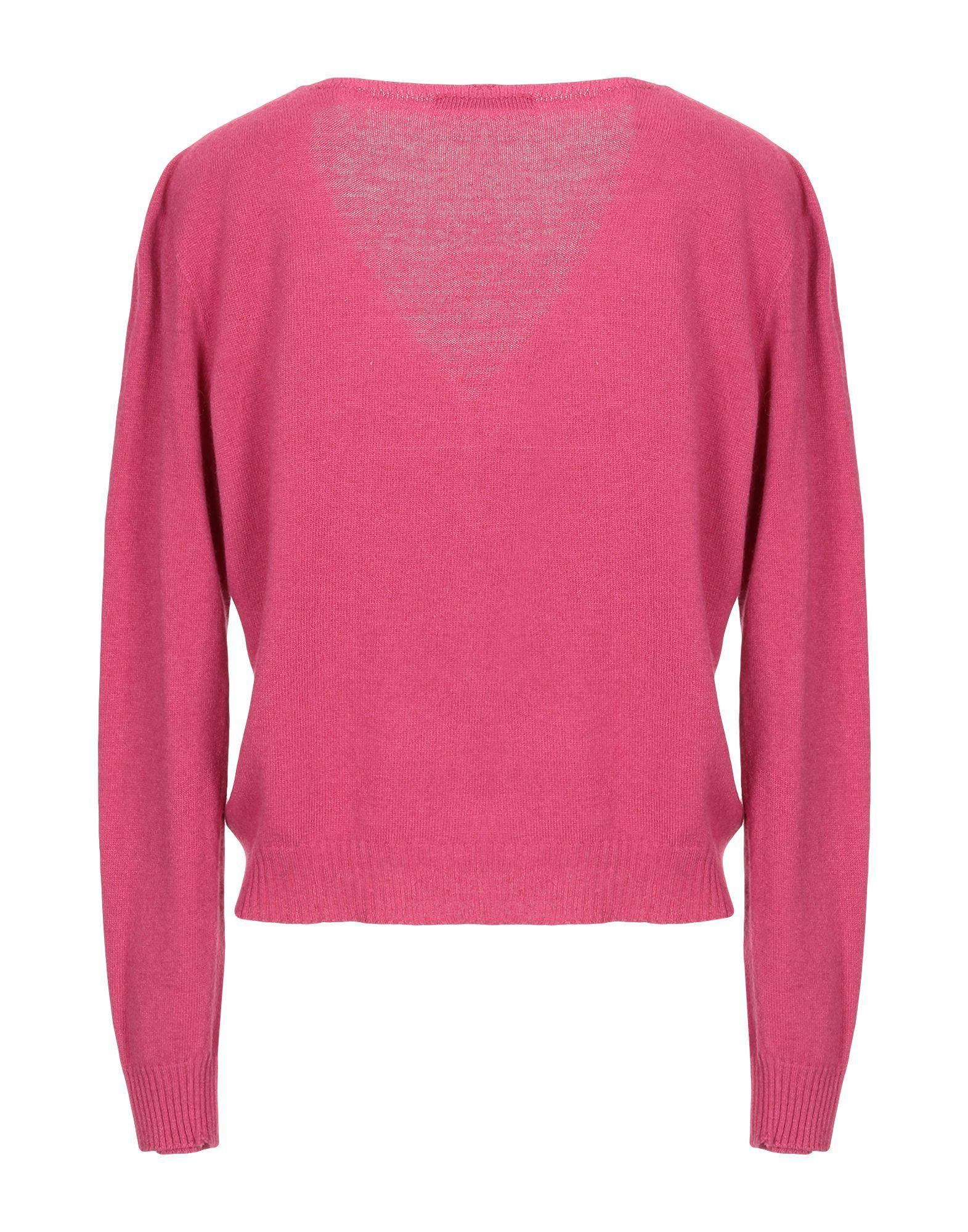 Knitwear Massimo Rebecchi Fuchsia Women's Viscose
