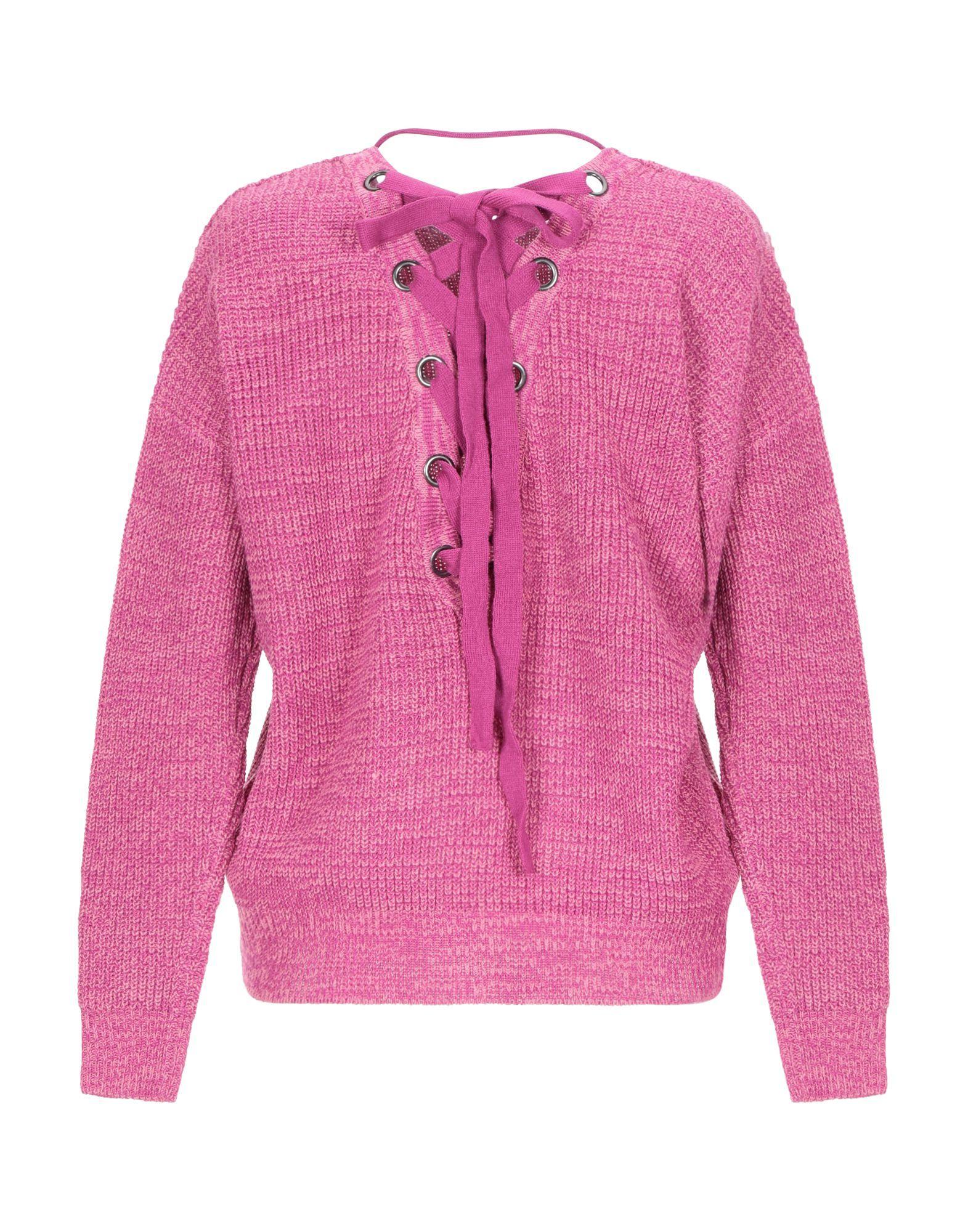 Vero Moda Fuchsia Knit Jumper