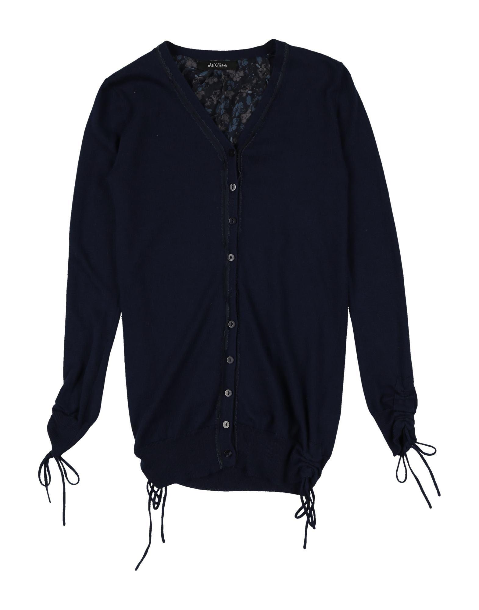 KNITWEAR Jakioo Dark blue Girl Cotton