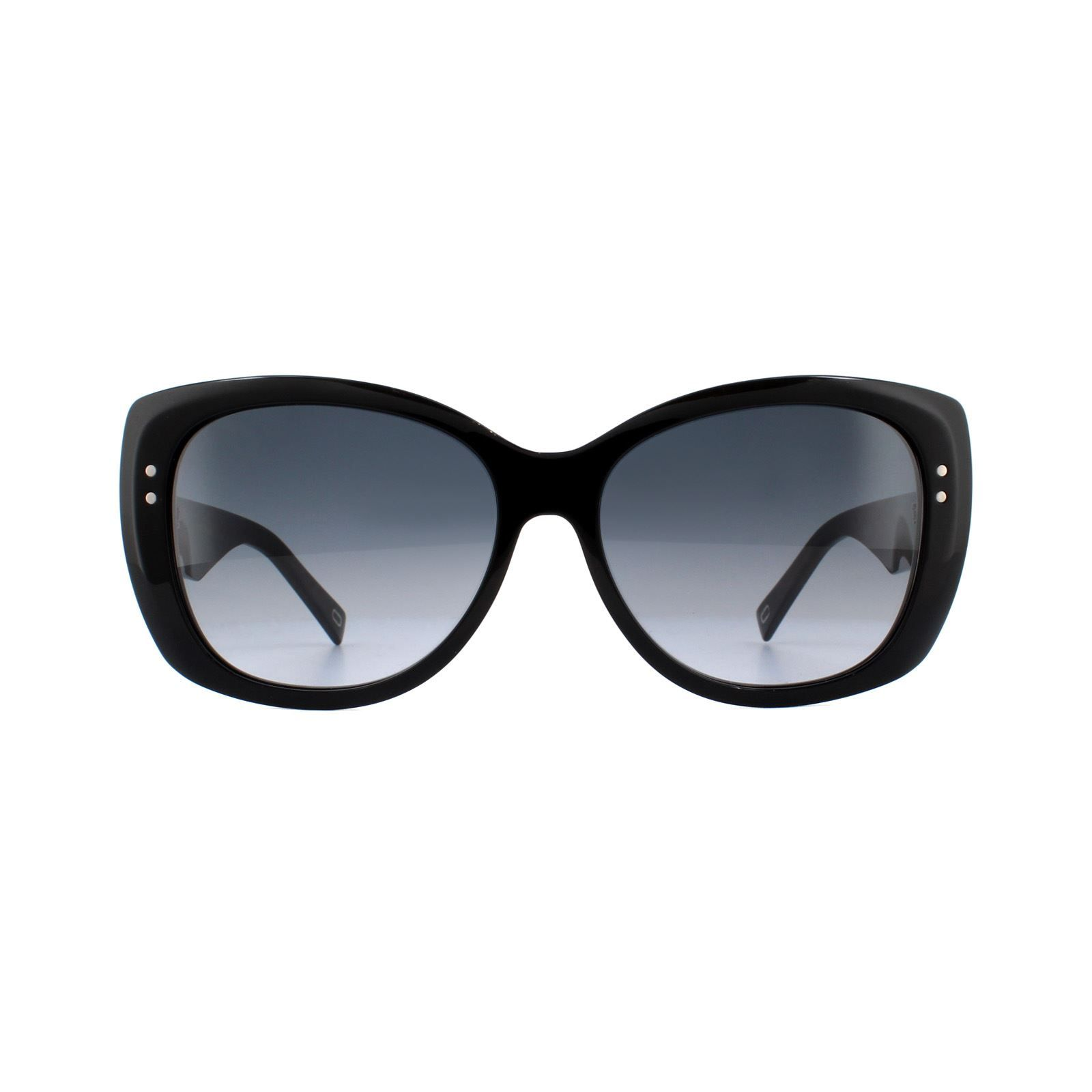 Marc Jacobs Sunglasses MARC 121/F/S 807 HD Black Grey Gradient
