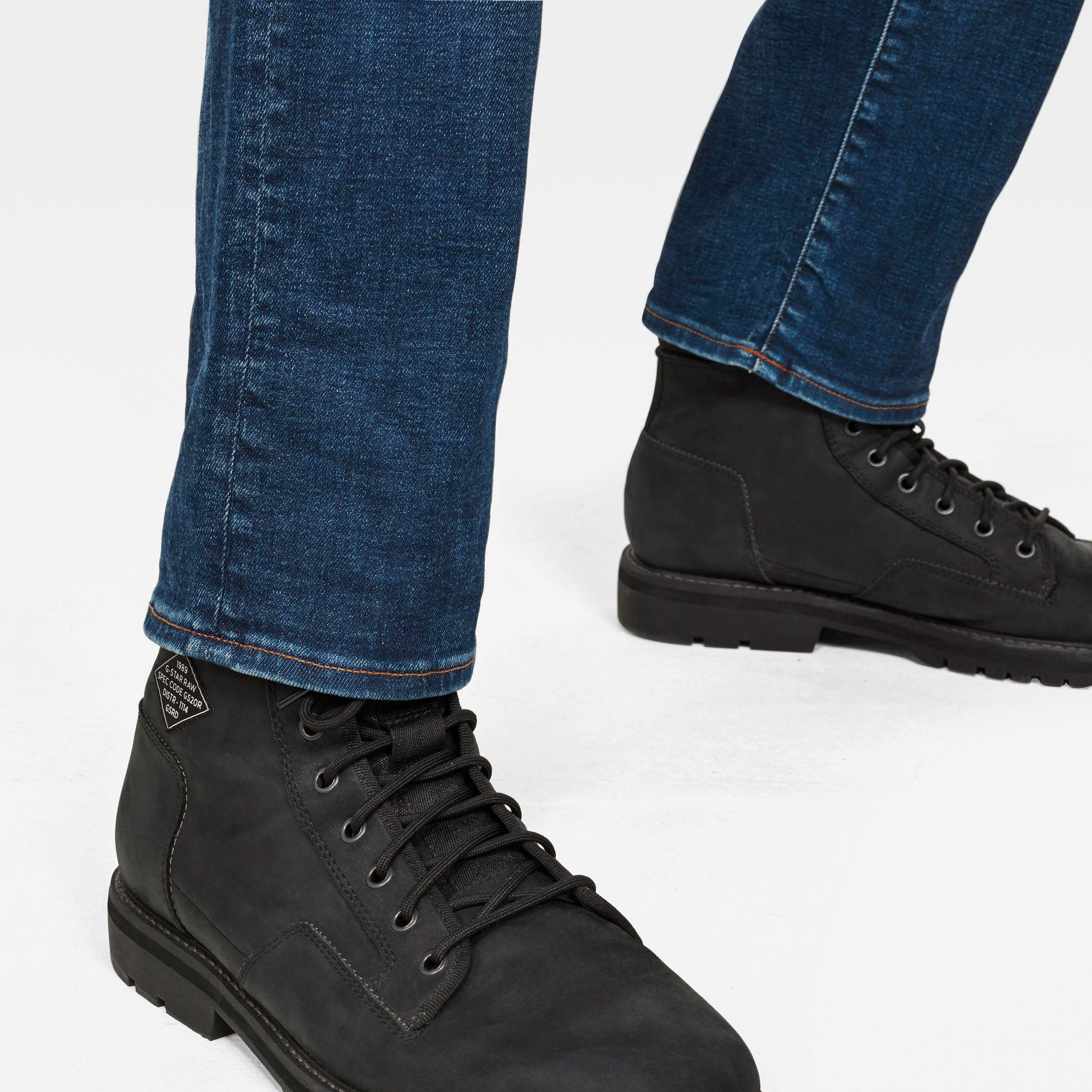 G-Star RAW Radar Zip Straight Tapered Jeans