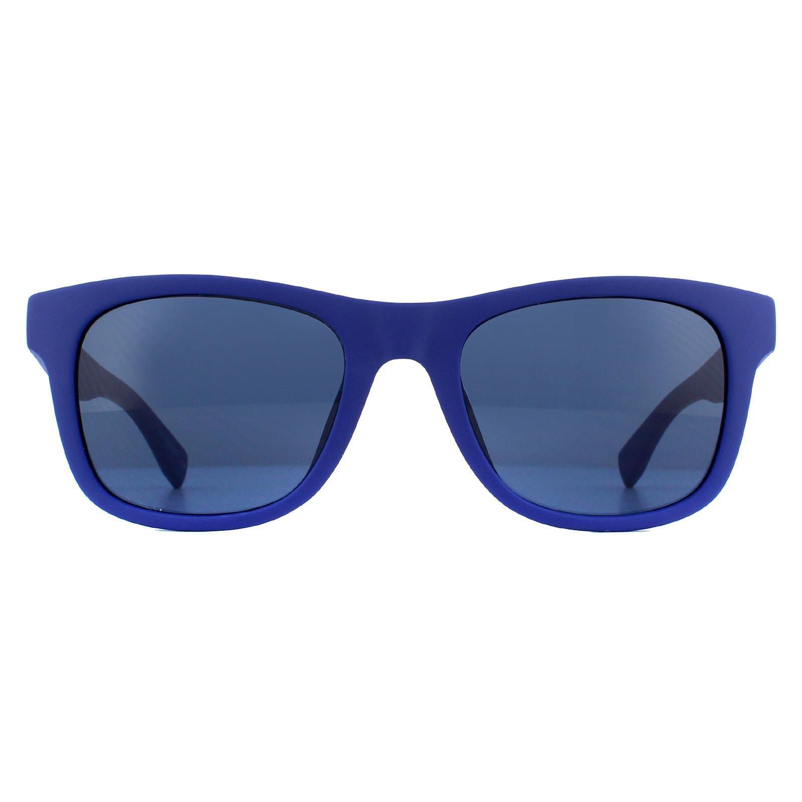 Lacoste Sunglasses L790S 424 Matte Blue Blue