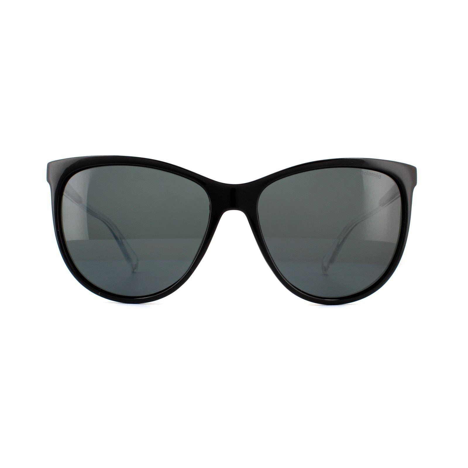 Polaroid Sunglasses PLD 4058/S 807 M9 Black Grey Polarized