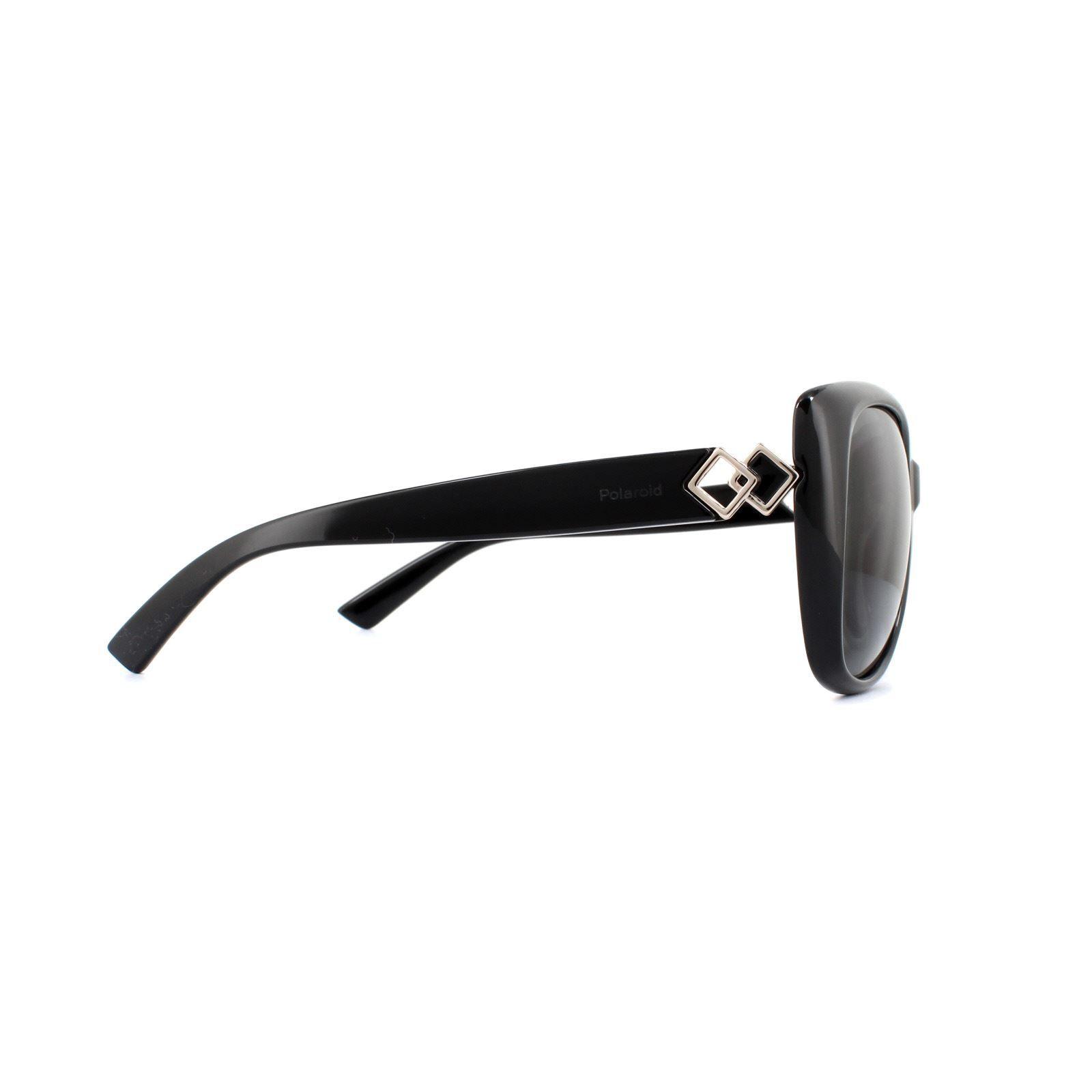 Polaroid Sunglasses PLD 4049/S 807 M9 Black Grey Polarized