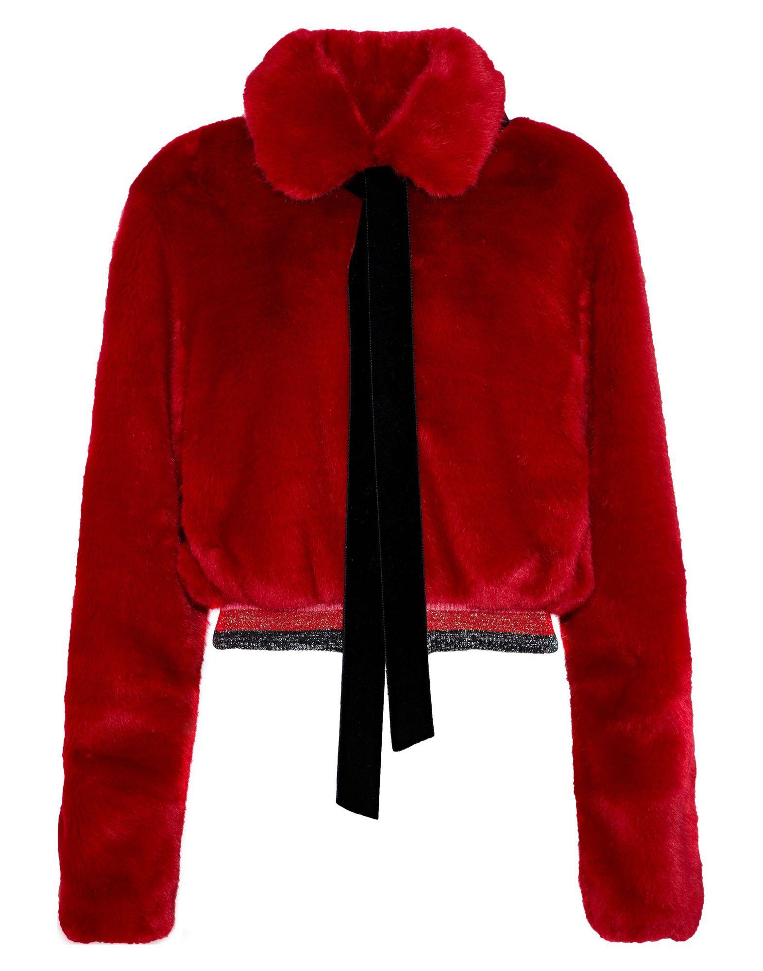 Ainea Women's Teddy Coat Modacrylic