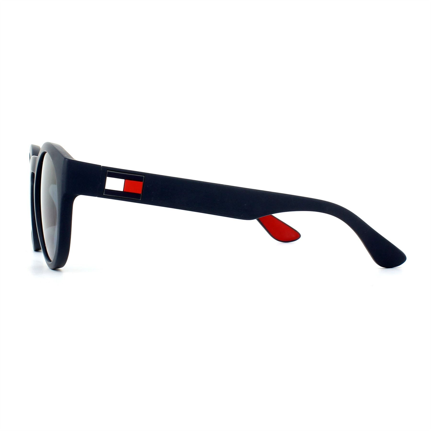 Tommy Hilfiger Sunglasses TH 1555/S 8RU KU Blue Blue