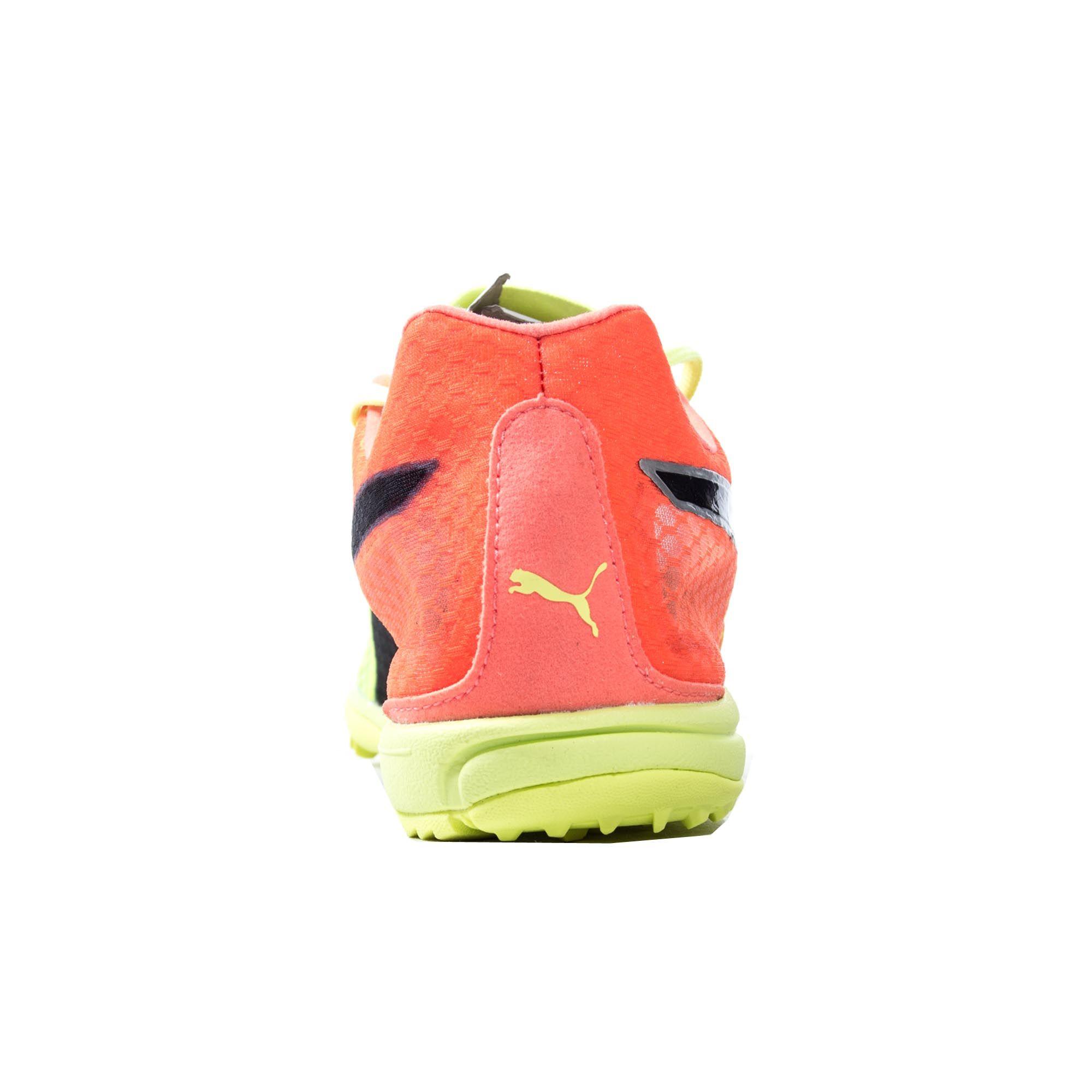Puma Haraka 6 Mens Running Spike Yellow/Pink/Black