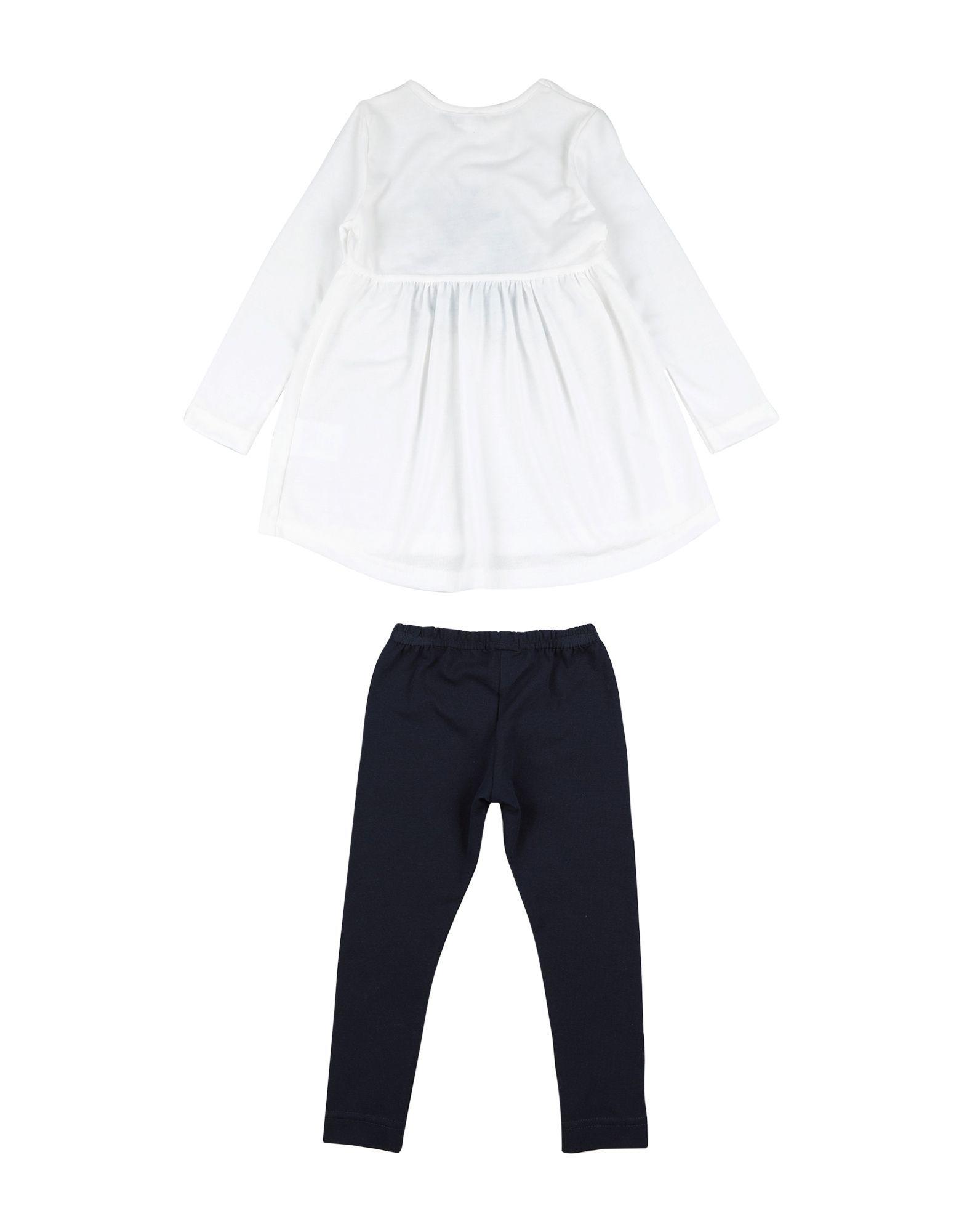 BODYSUITS & SETS Girl Byblos White Cotton