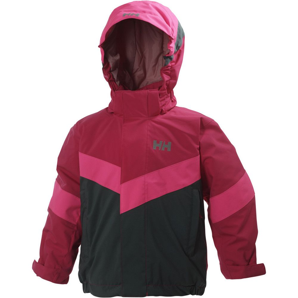 Helly Hansen Boys & Girls Legacy Waterproof Breathable Ski Jacket