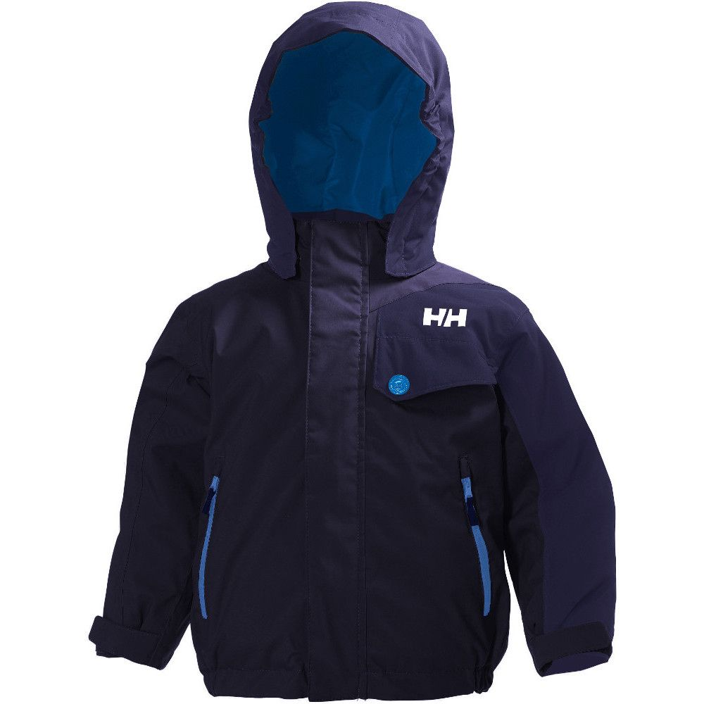 Helly Hansen Boys & Girls Rider Waterproof Breathable Insulated Jacket