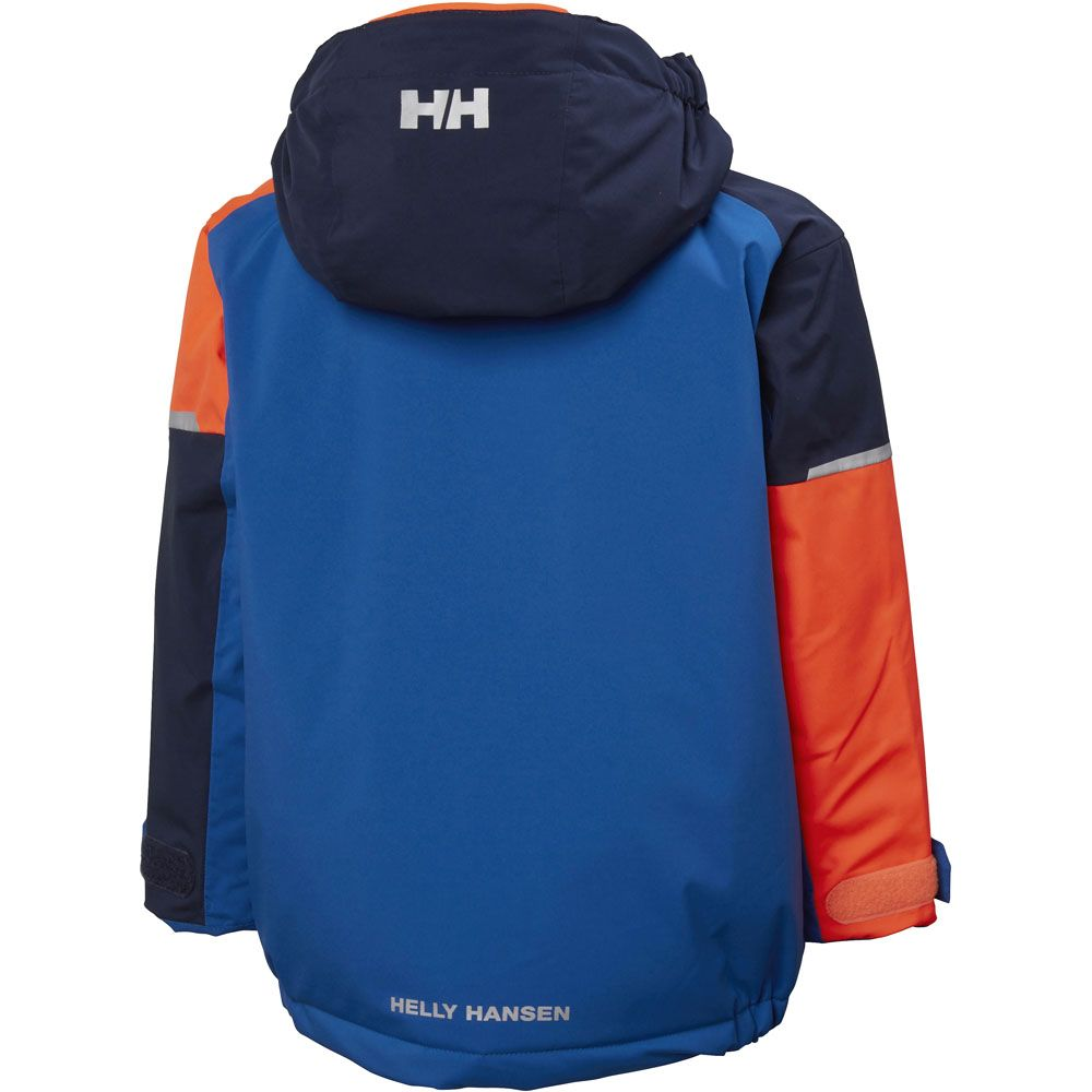 Helly Hansen Boys & Girls Rider Reflect Insulated Ski Jacket