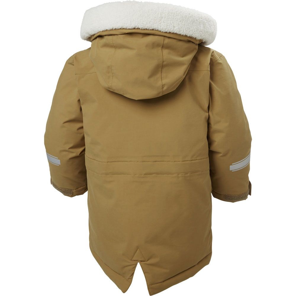 Helly Hansen Boys & Girls Isfjord Hooded Down Ski Parka Jacket Coat