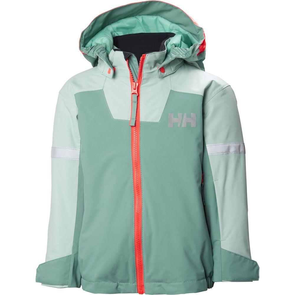 Helly Hansen Boys & Girls Legend Insulated Waterproof Jacket