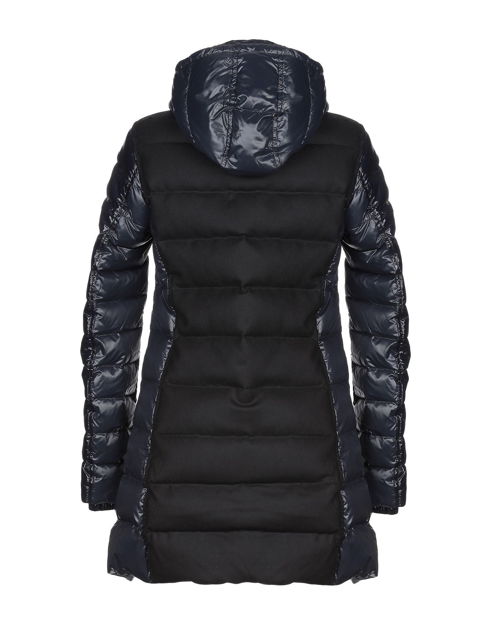 COATS & JACKETS Duvetica Dark blue Woman Polyamid