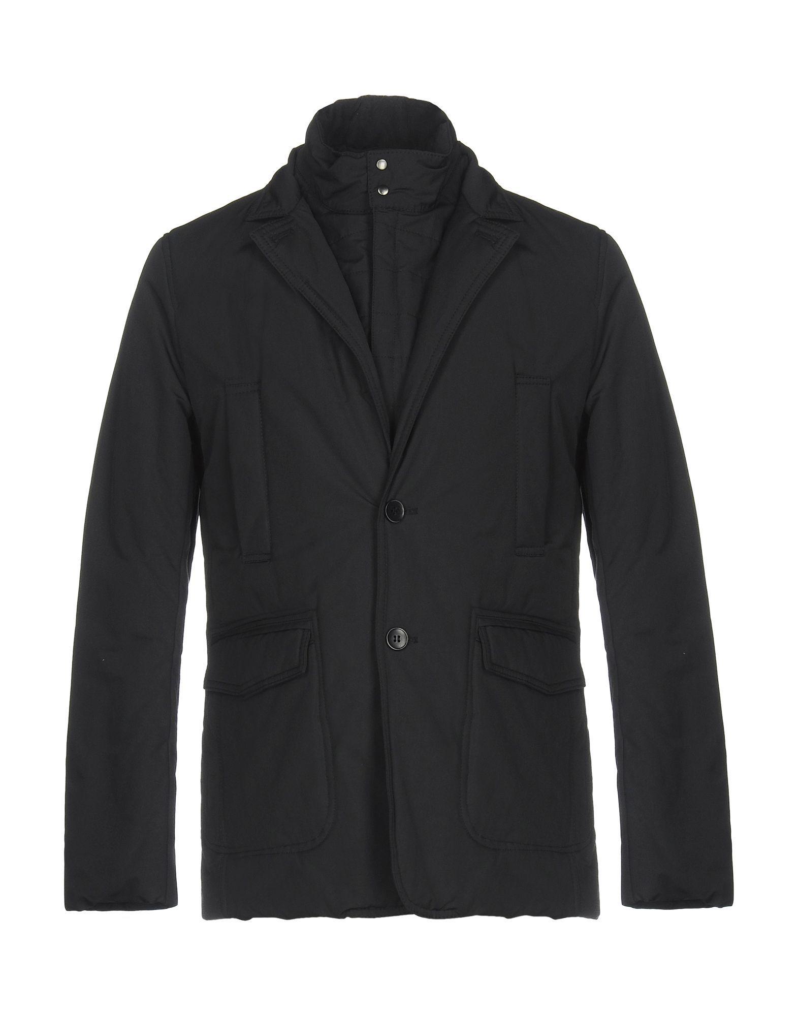 Ballantyne Dark Blue Coat