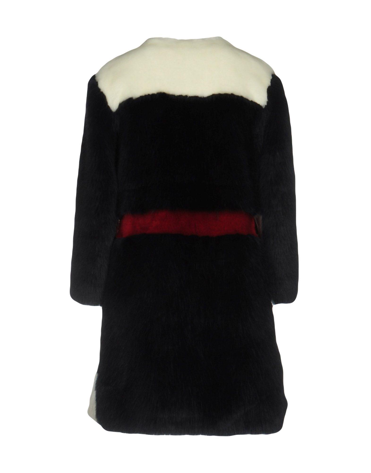 Coat & Jackets Ainea White Women's Modacrylic