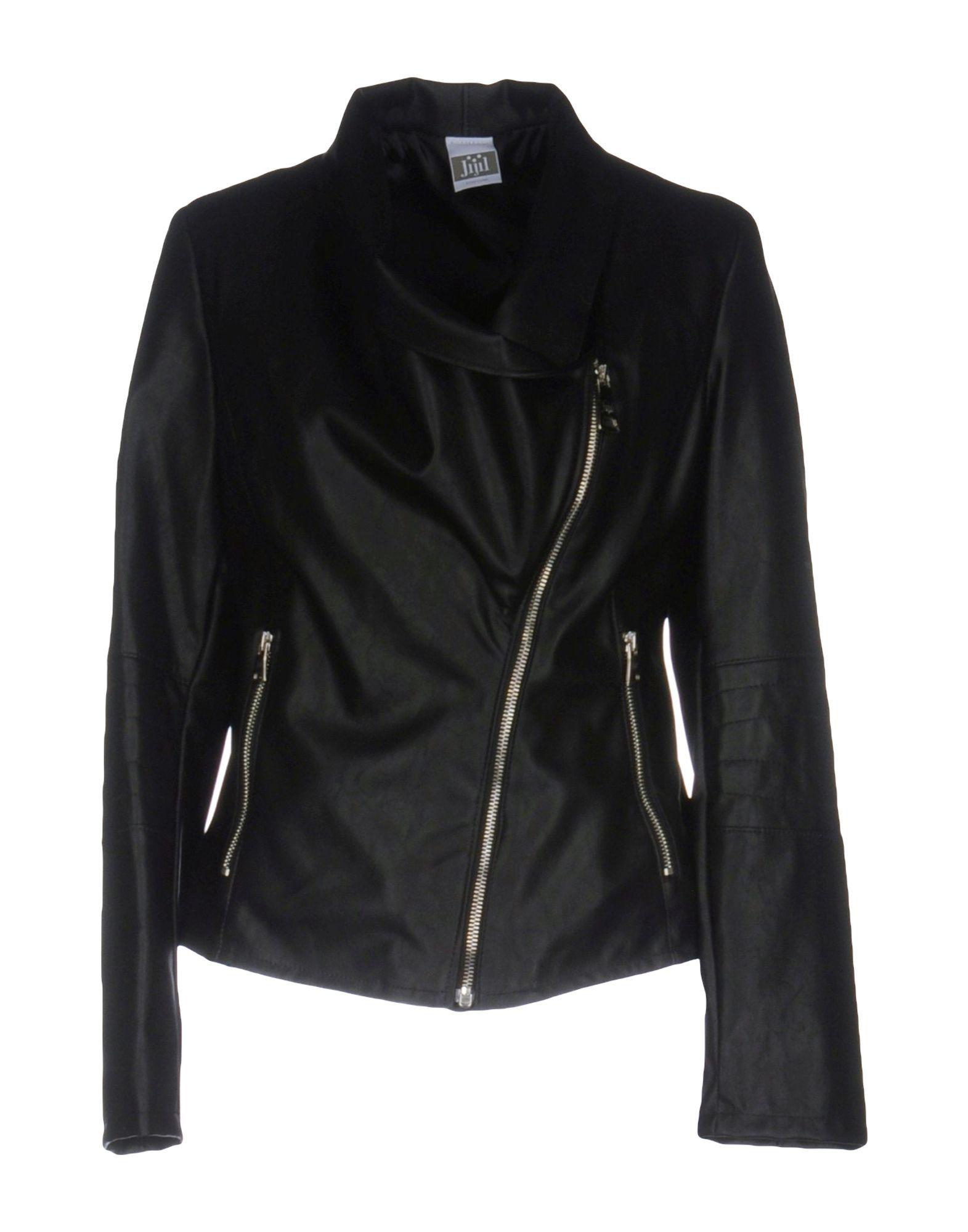 Coat & Jackets Jijil Black Women's Polyester