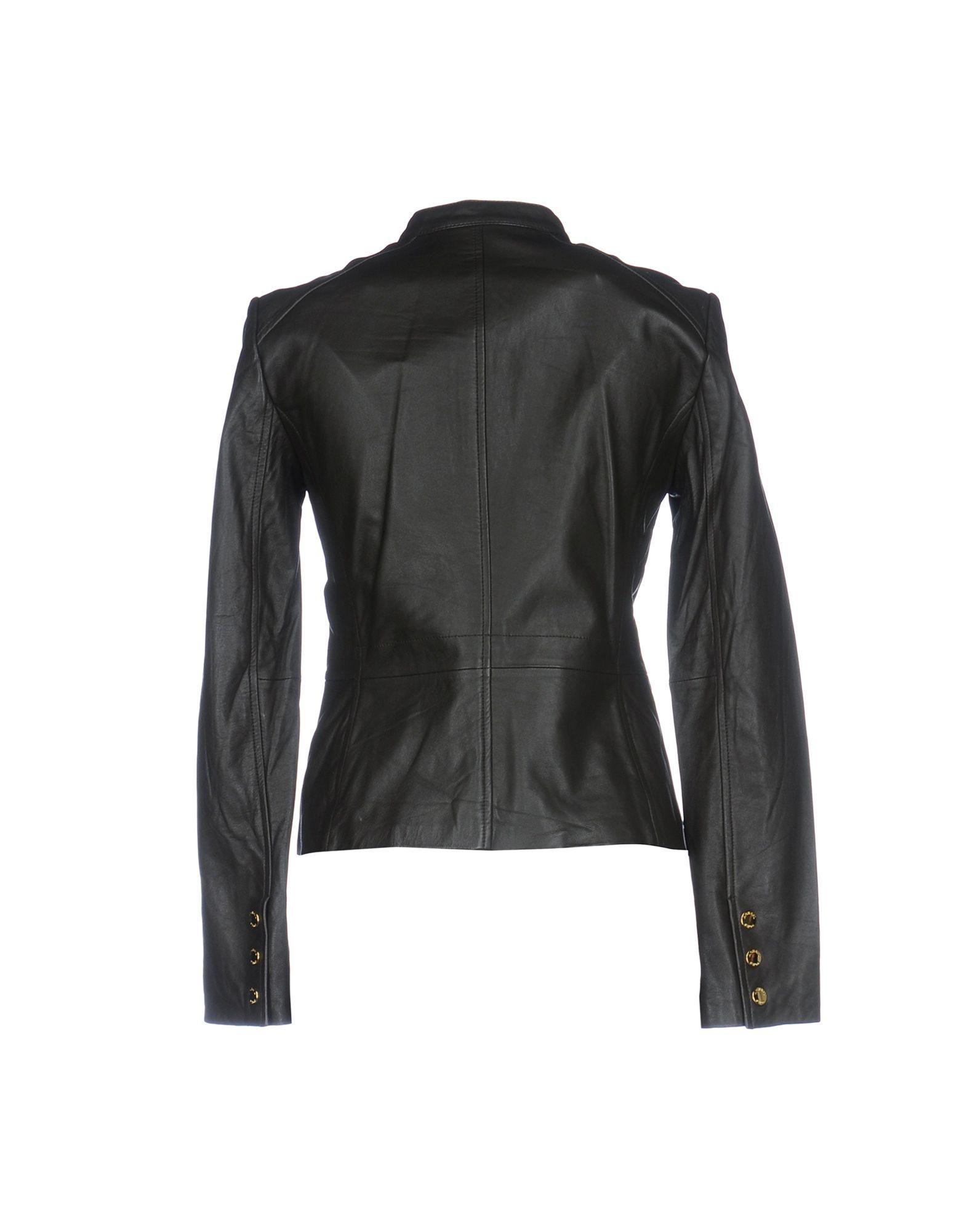 Coat & Jackets Michael Michael Kors Military Green Women's Sheepskin