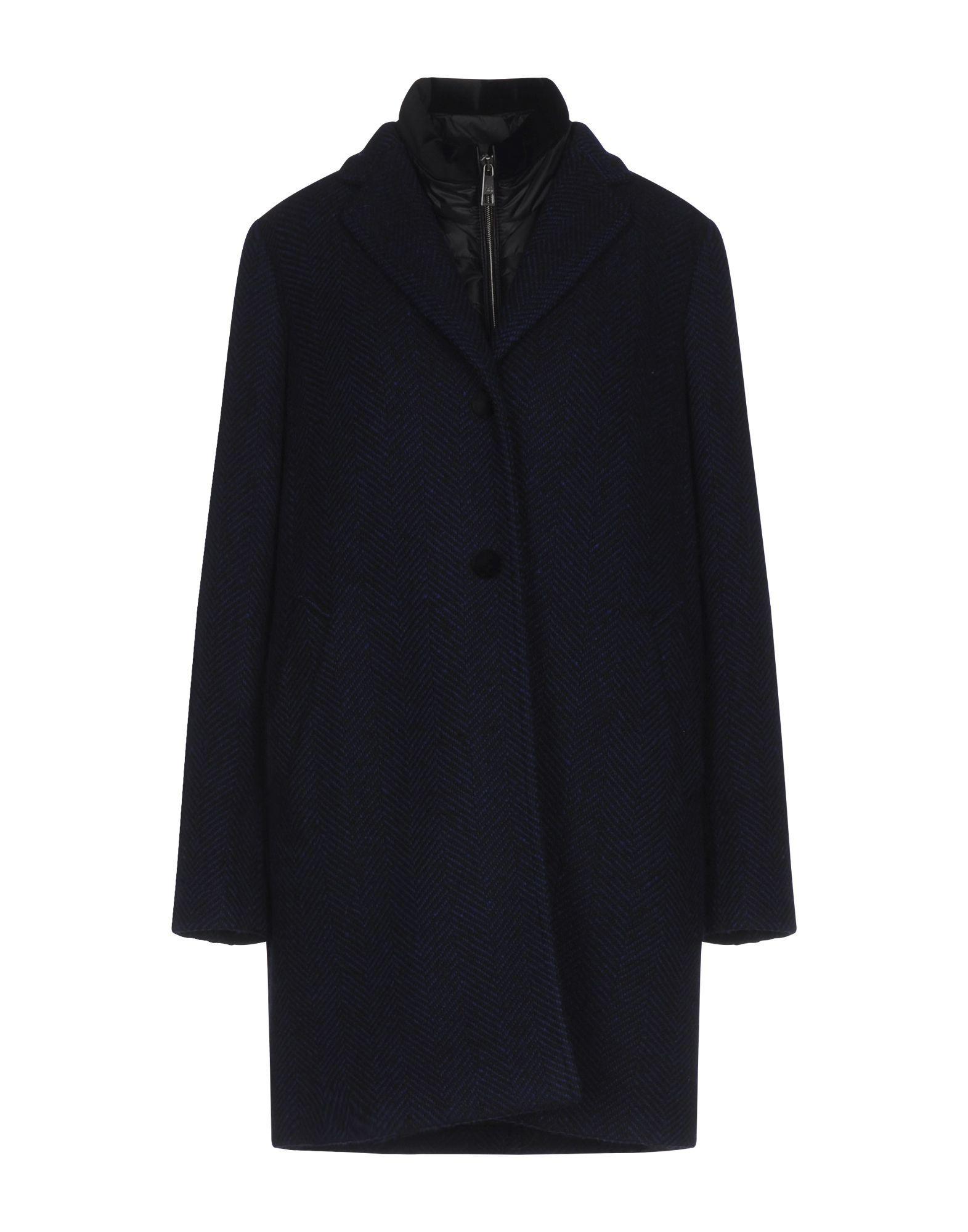 Coat & Jackets Fay Dark Blue Women's Virgin Wool